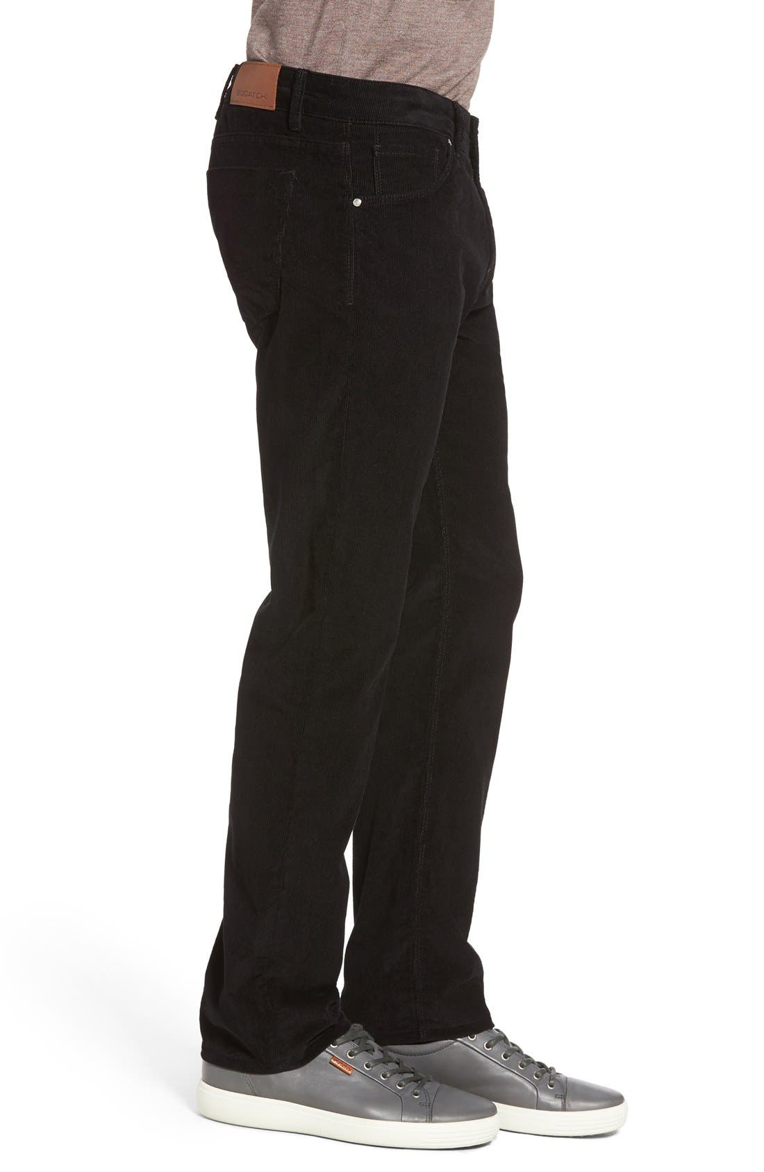 Slim Fit Corduroy Pants,                             Alternate thumbnail 13, color,