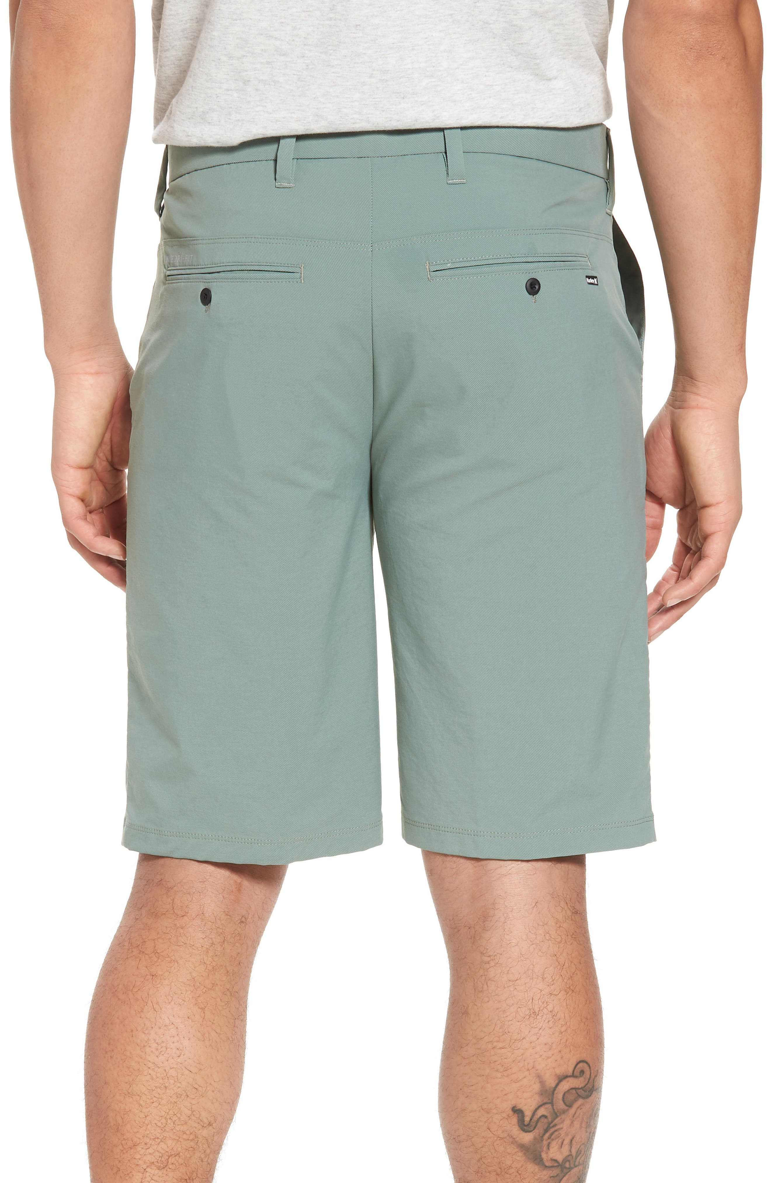 'Dry Out' Dri-FIT<sup>™</sup> Chino Shorts,                             Alternate thumbnail 100, color,