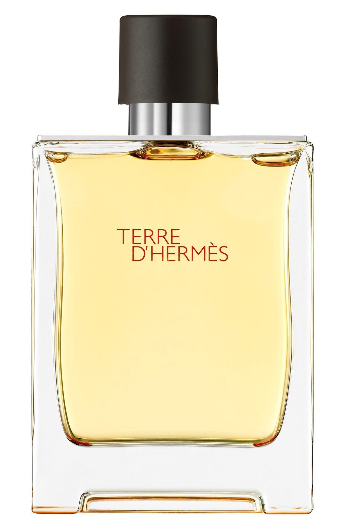 Terre d'Hermès - Pure perfume,                             Alternate thumbnail 2, color,                             NO COLOR