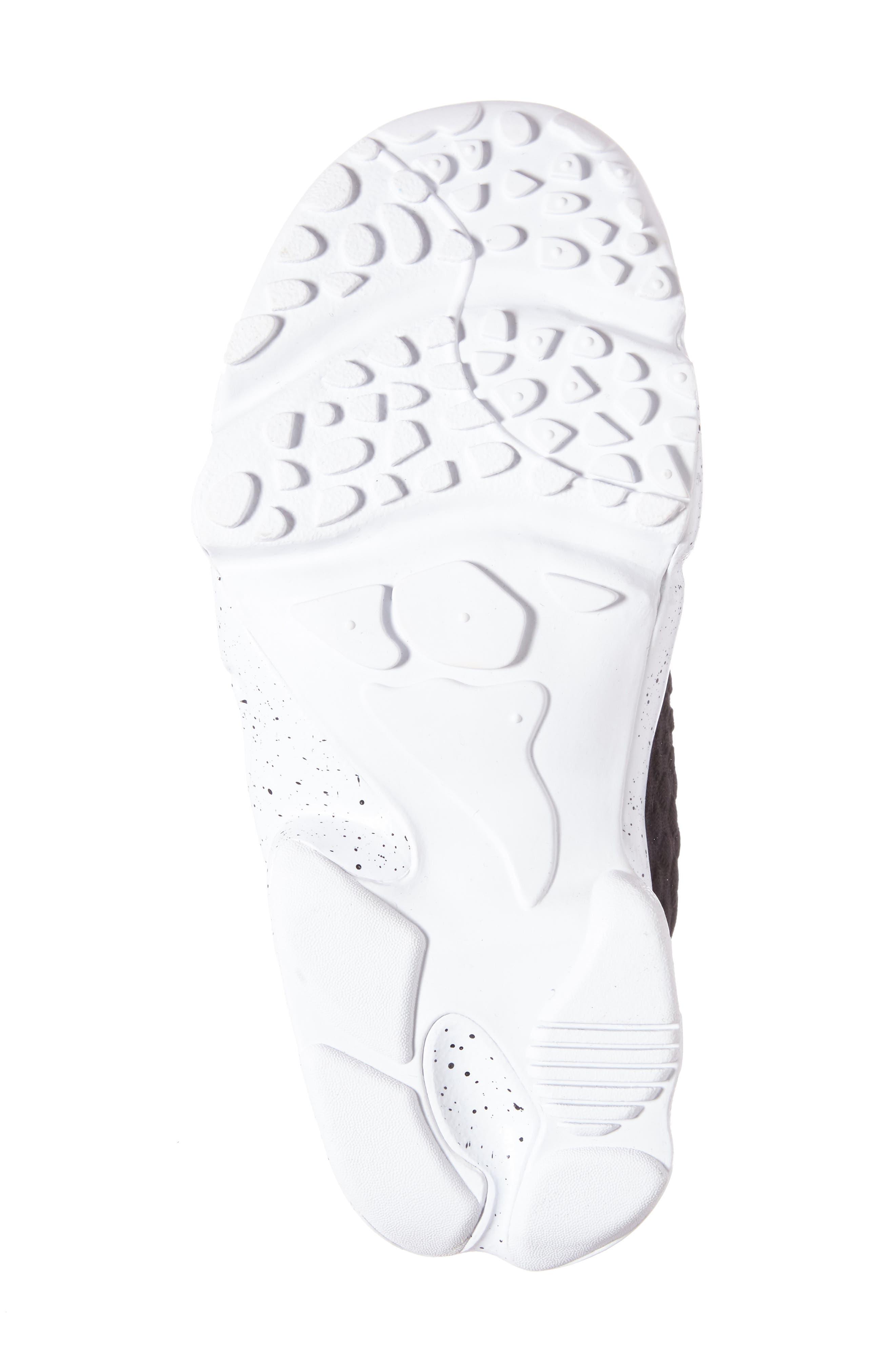 Rift Wrap Slip-On Sneaker,                             Alternate thumbnail 4, color,                             001