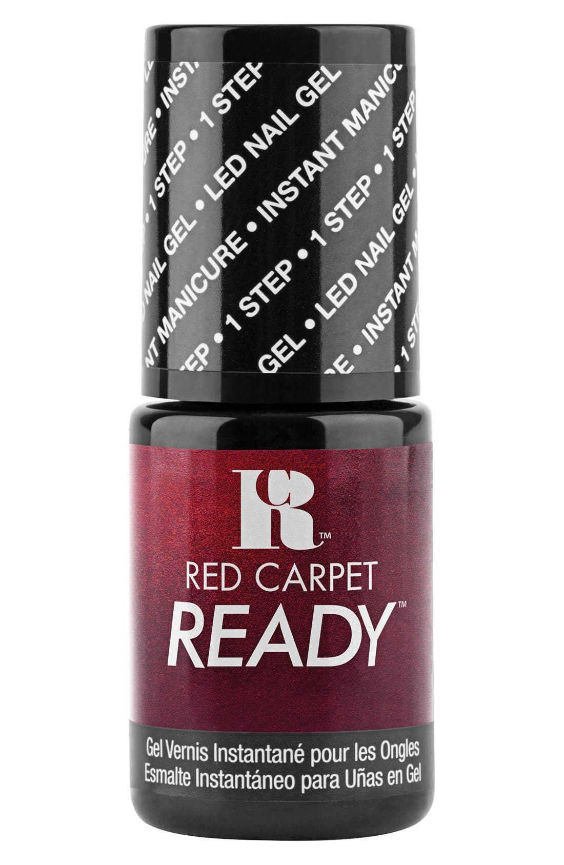 'Red Carpet Ready' LED Nail Gel Polish,                             Main thumbnail 18, color,