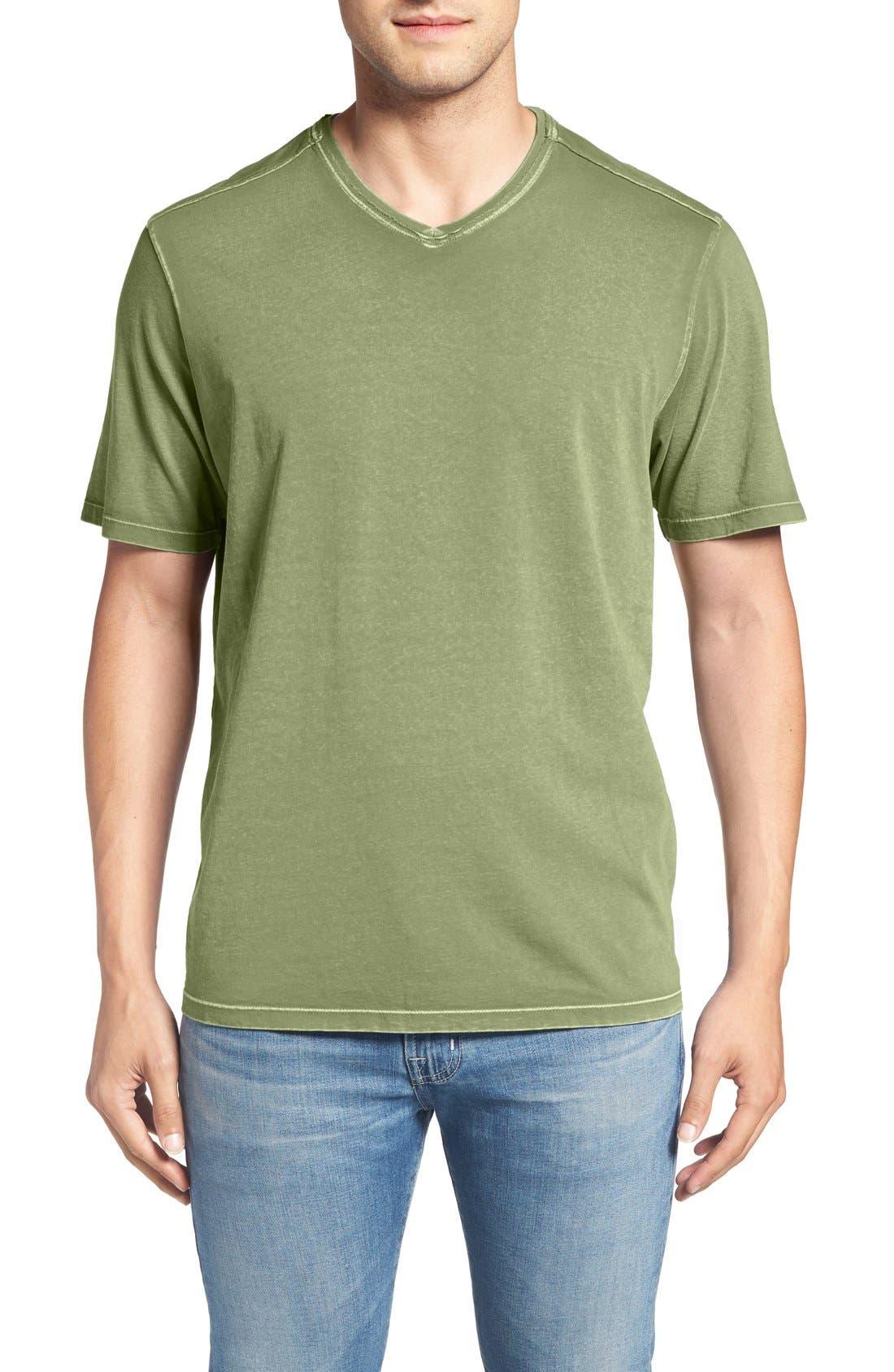 'Kahuna' V-Neck T-Shirt,                             Main thumbnail 6, color,
