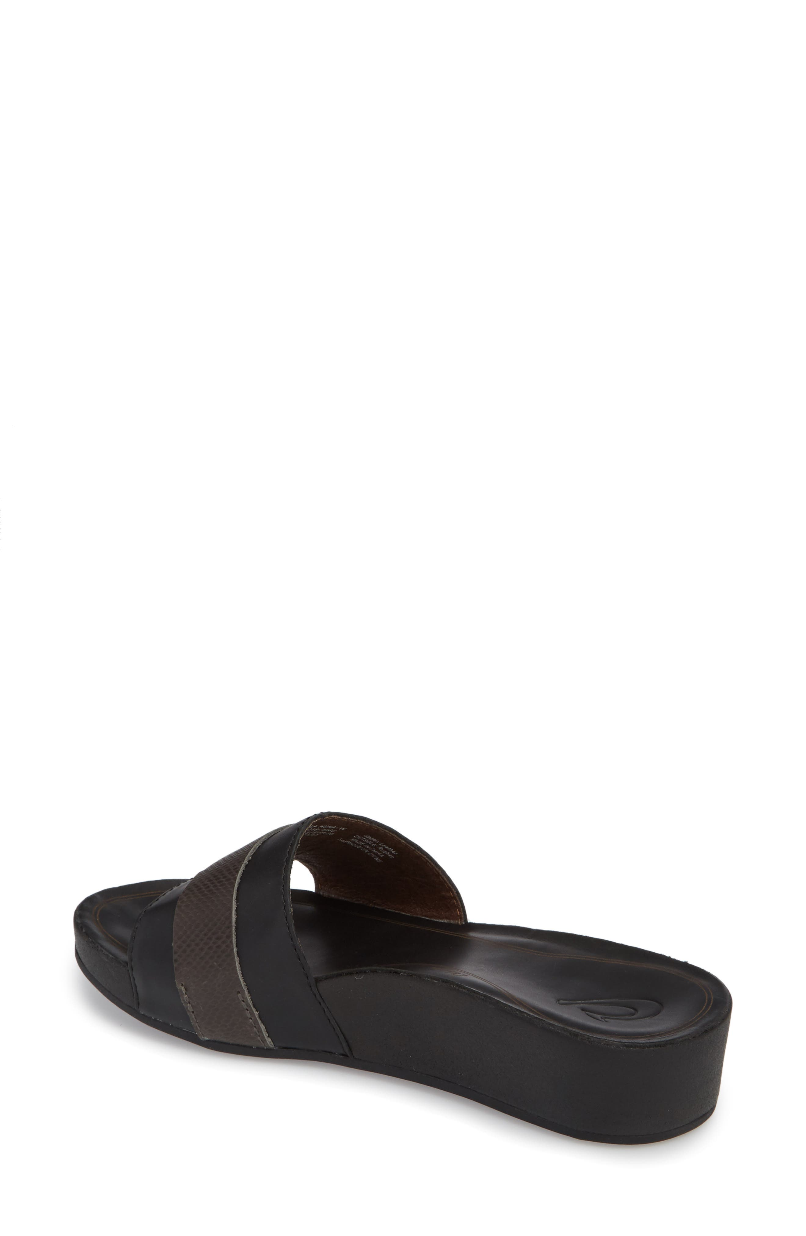 Ola Huna Wedge Sandal,                             Alternate thumbnail 2, color,                             020