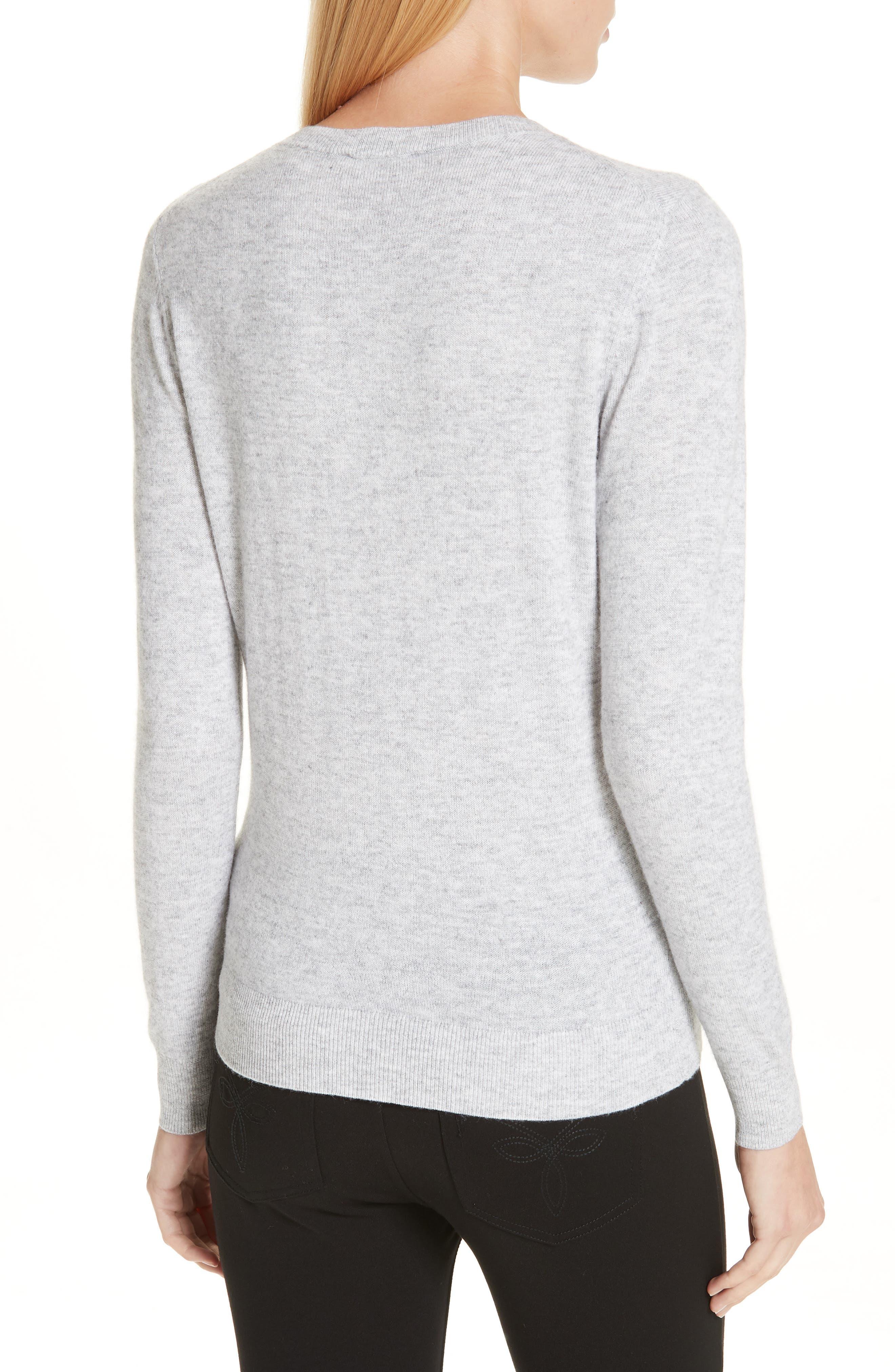 Embellished Sweater,                             Alternate thumbnail 2, color,                             030