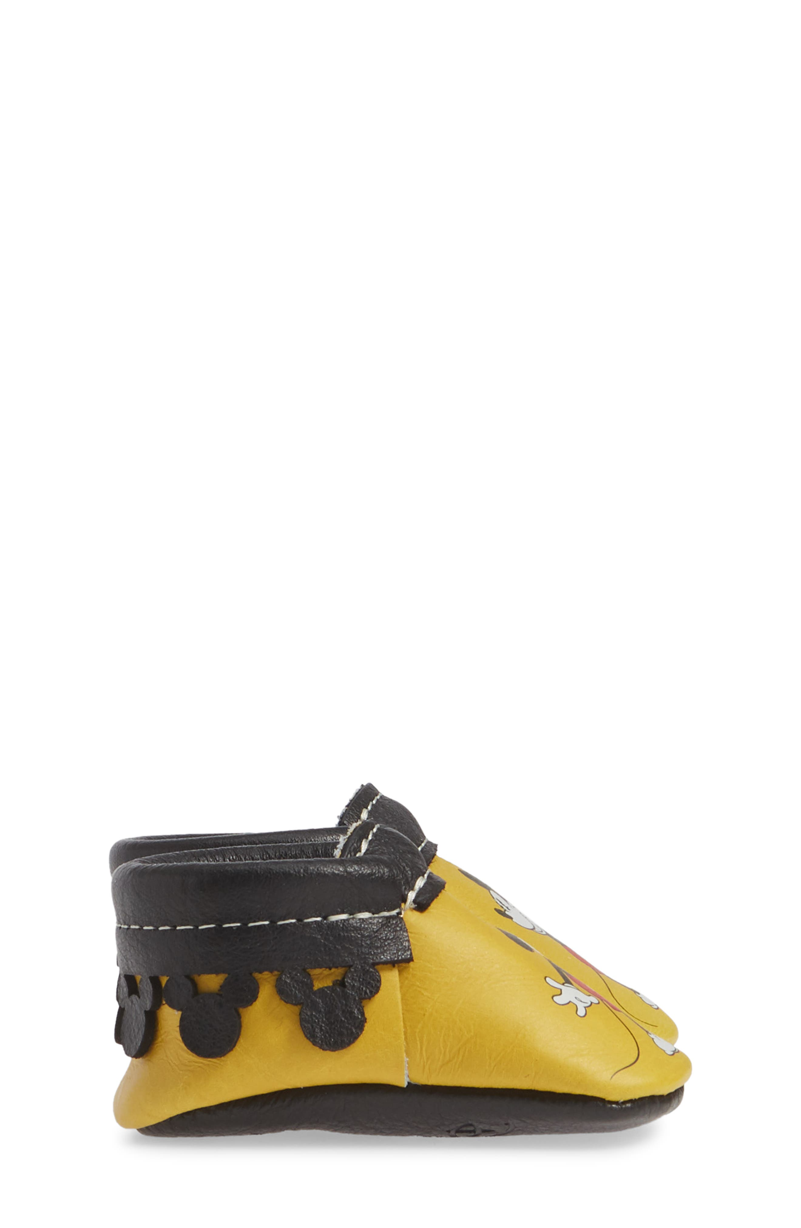 FRESHLY PICKED,                             x Disney Mickey Bootie,                             Alternate thumbnail 3, color,                             MICKEY FRINGE