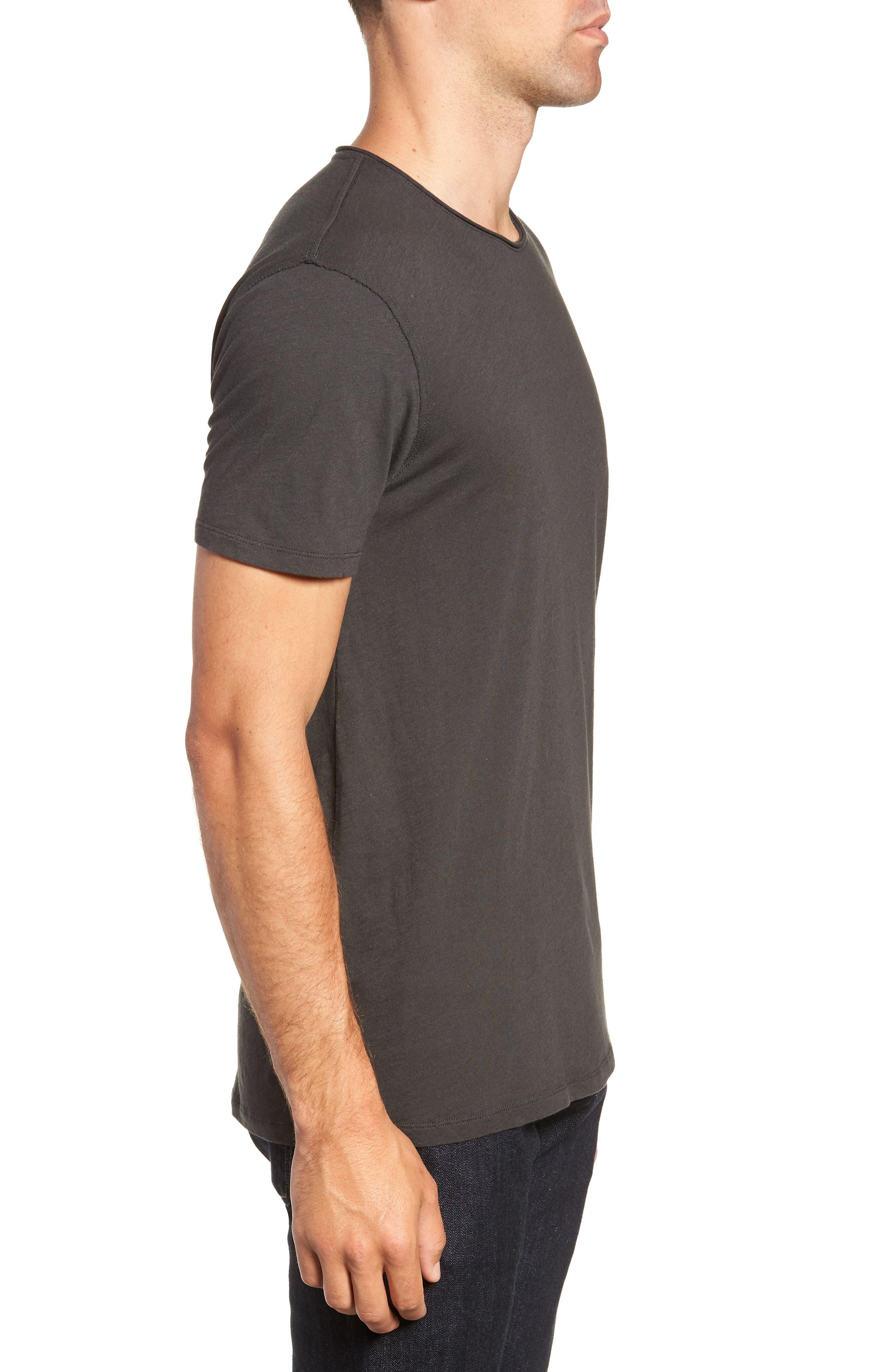 Slim Fit Crewneck T-Shirt,                             Alternate thumbnail 16, color,