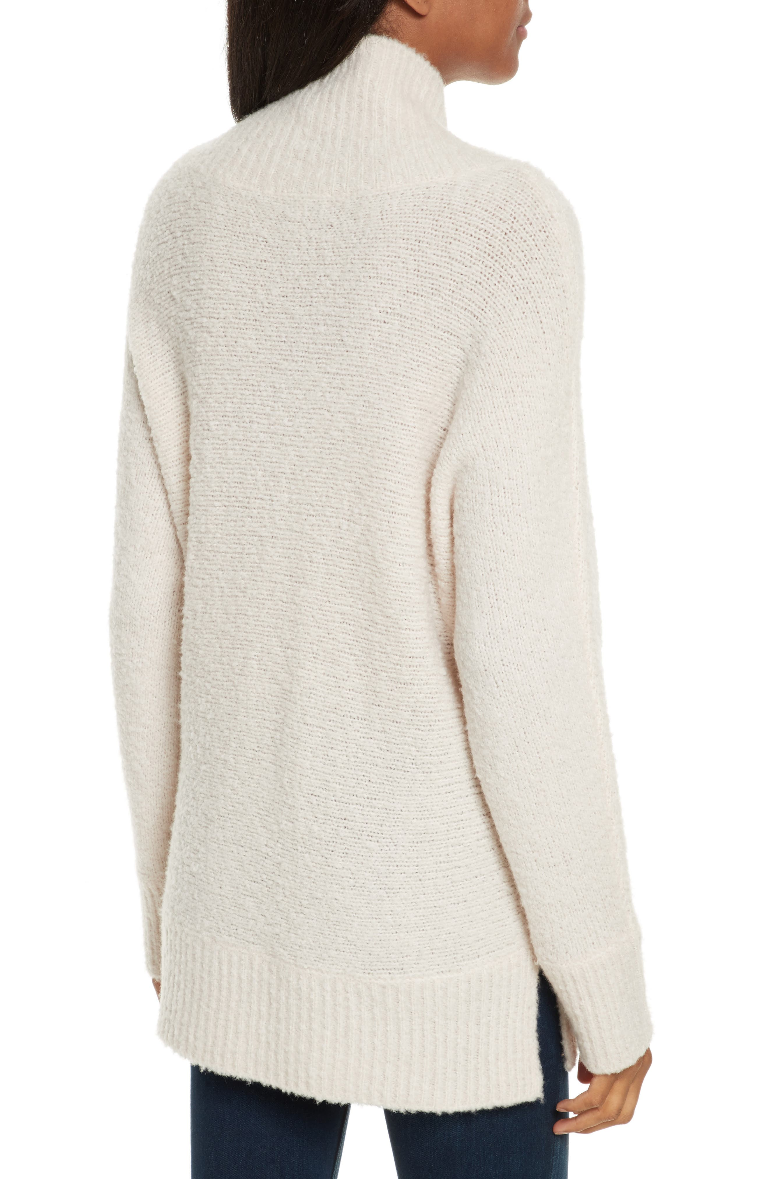 Lehi Wool & Cashmere Sweater,                             Alternate thumbnail 4, color,