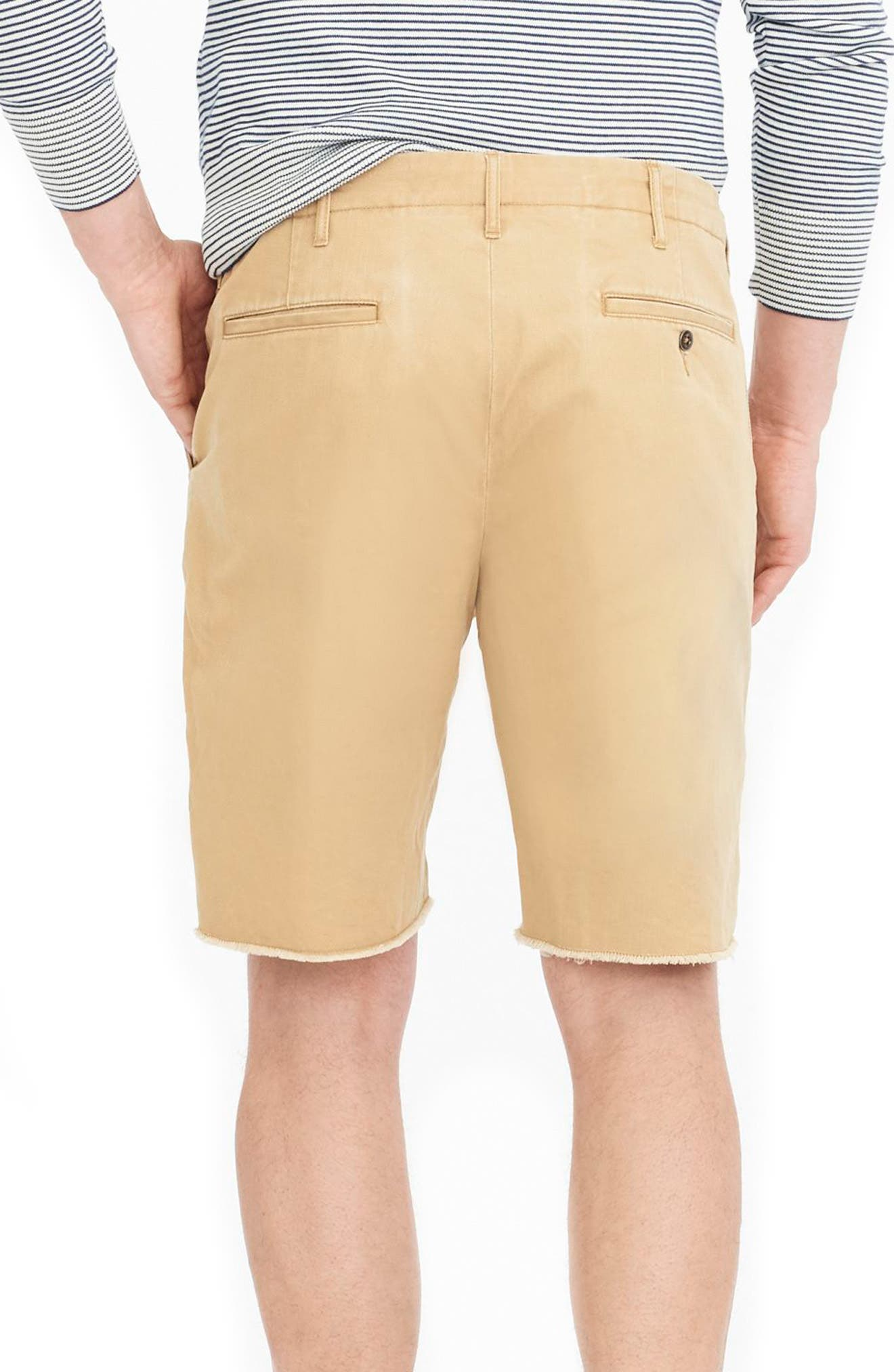 Distressed Officer's Shorts,                             Alternate thumbnail 2, color,                             251