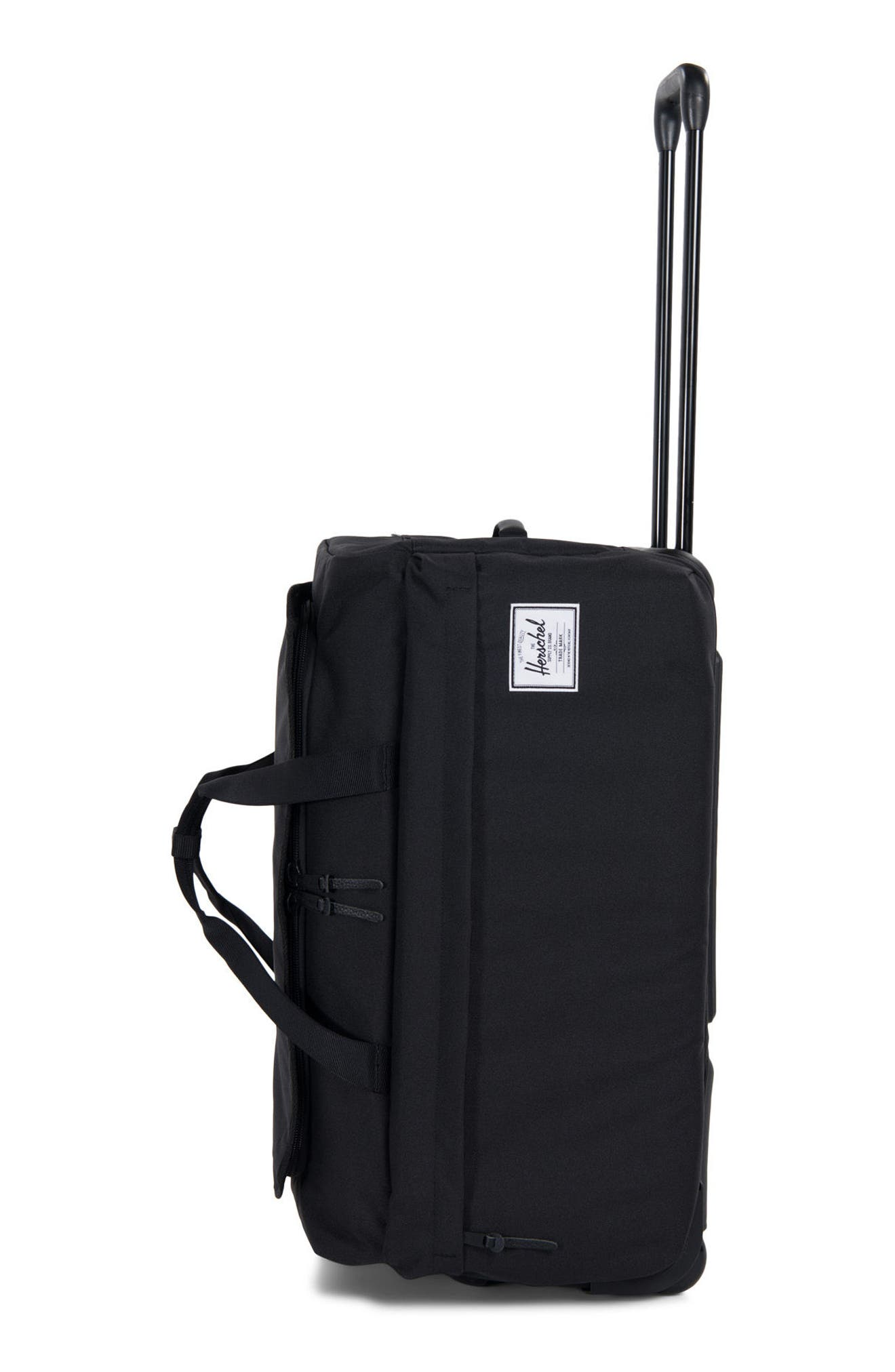 24-Inch Wheelie Rolling Carry-On,                             Alternate thumbnail 2, color,                             001