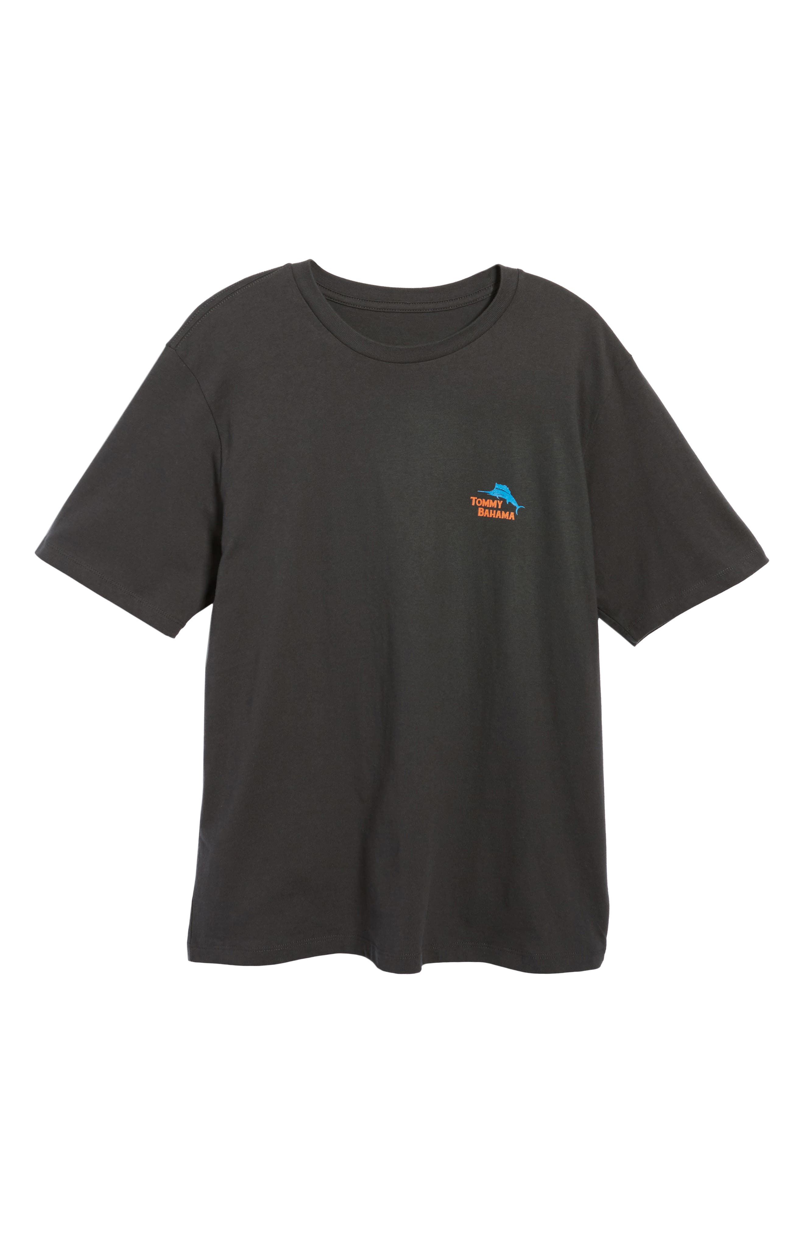 Squawkin To Me Graphic T-Shirt,                             Alternate thumbnail 6, color,                             001