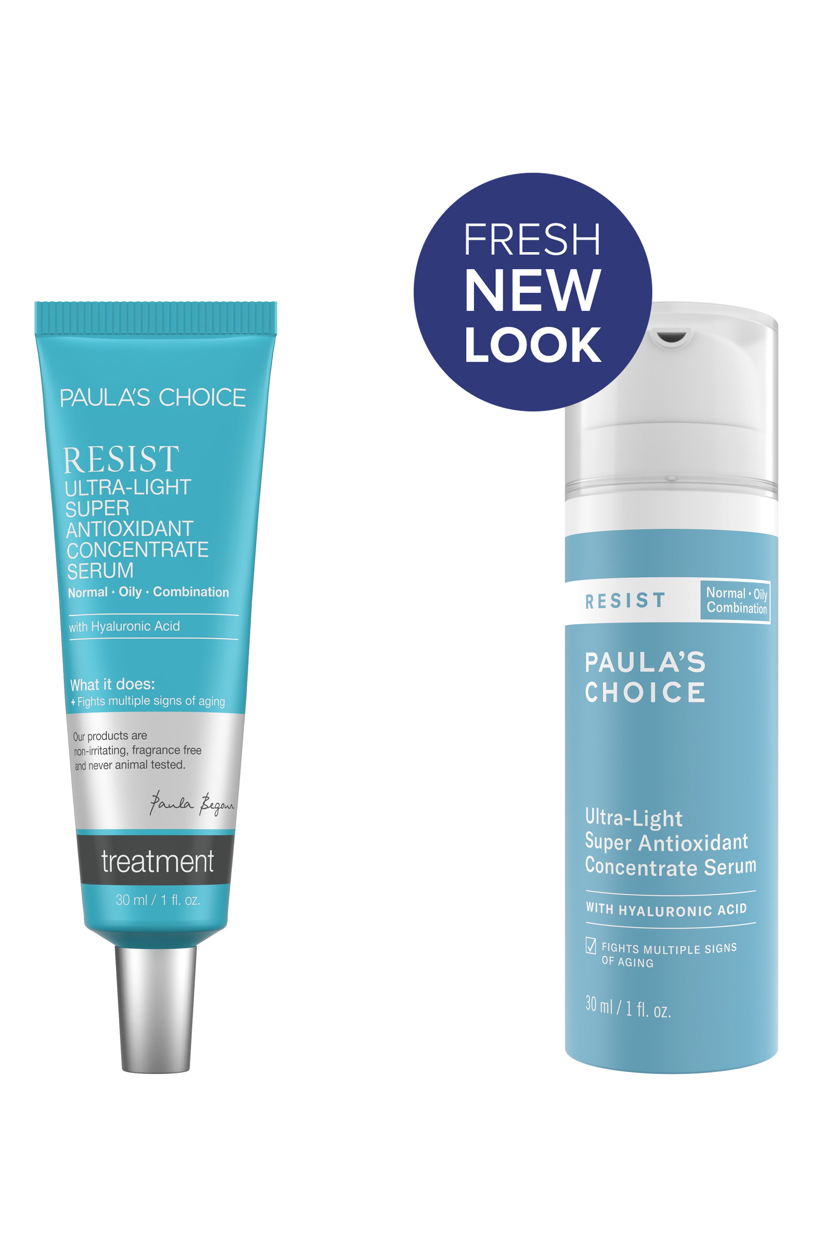 Resist Ultra-Light Antioxidant Concentrate Serum with Vitamin C,                             Alternate thumbnail 4, color,                             NO COLOR