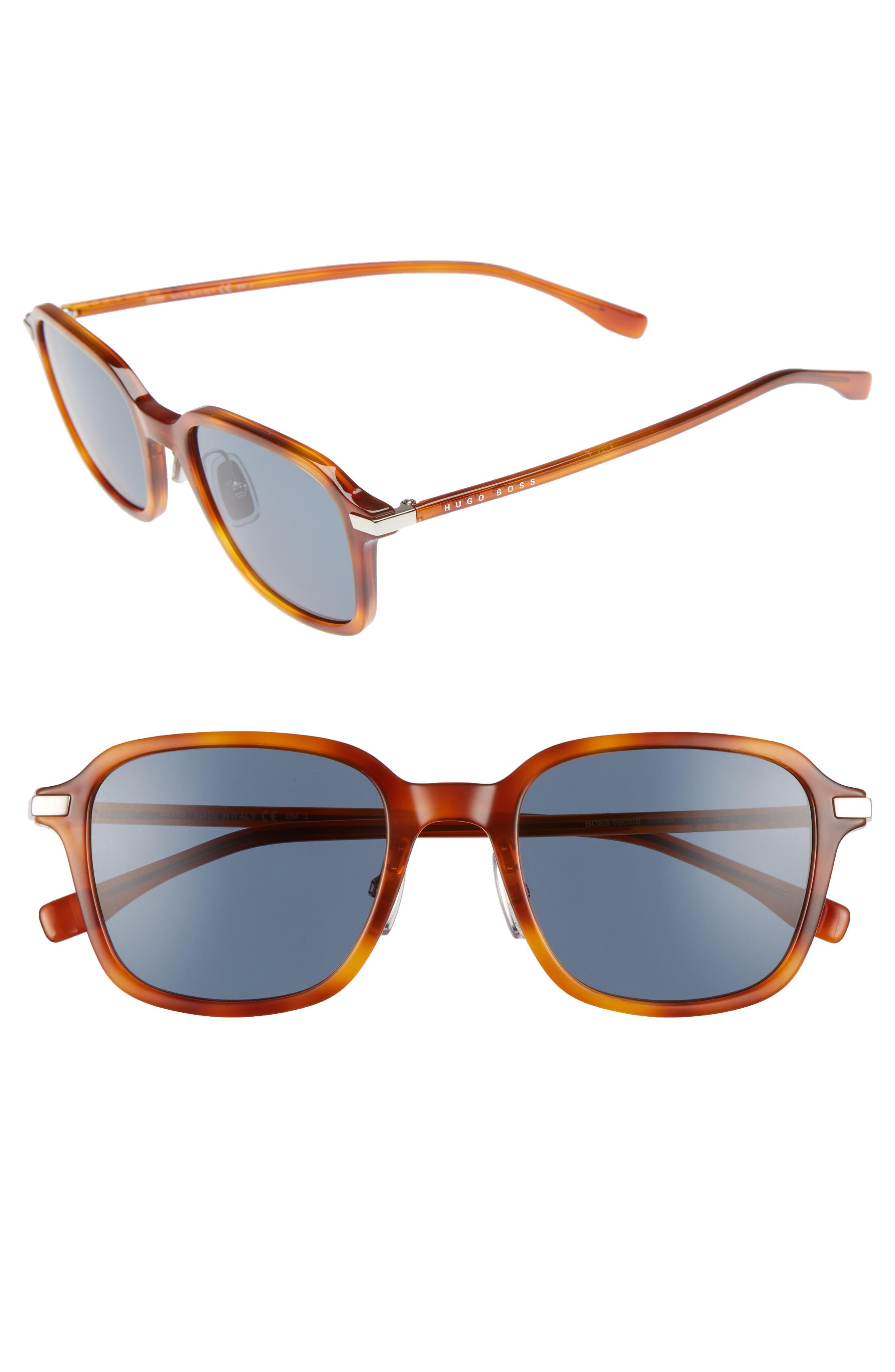 0909S 51mm Sunglasses,                         Main,                         color, 210