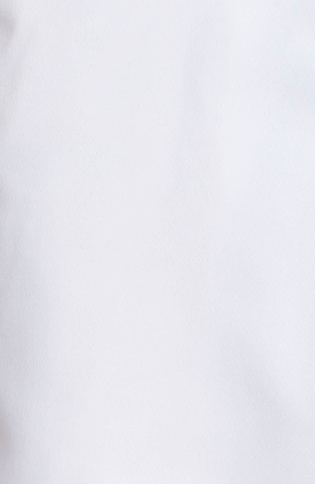 DryTec Shorts,                             Alternate thumbnail 5, color,                             WHITE