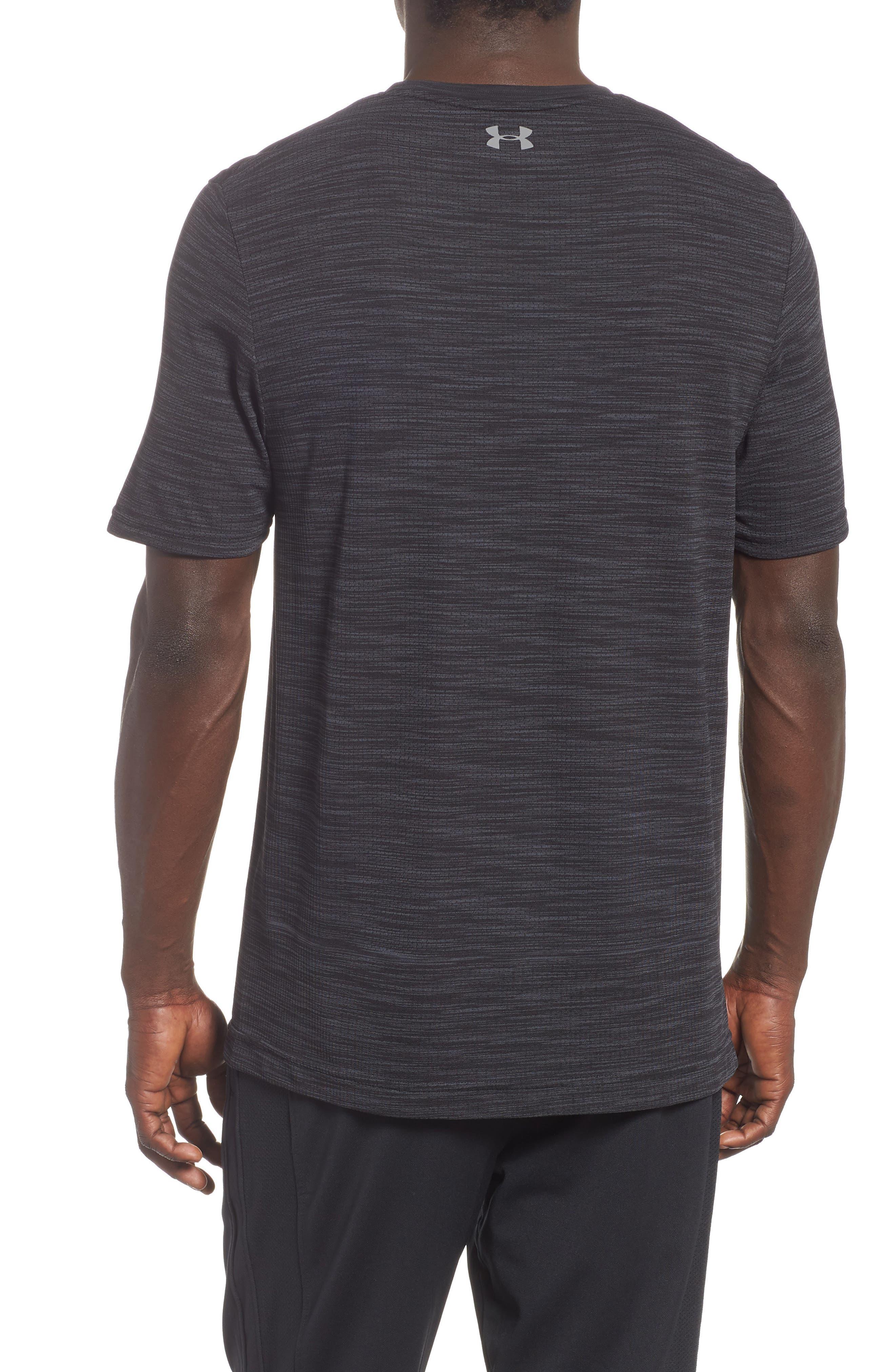 Siphon Performance T-Shirt,                             Alternate thumbnail 2, color,                             BLACK