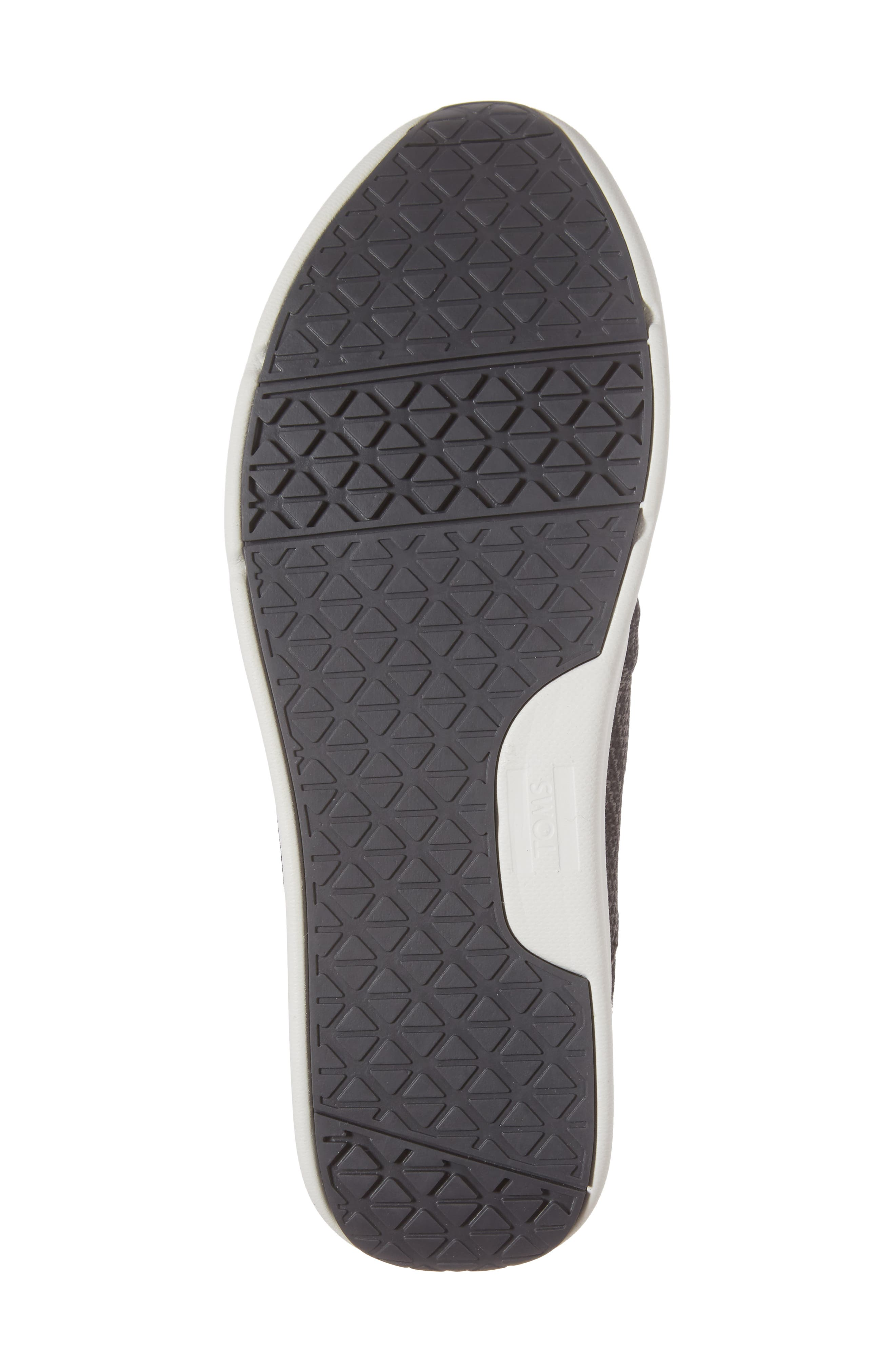 TOMS,                             'Del Ray' Sneaker,                             Alternate thumbnail 6, color,                             001