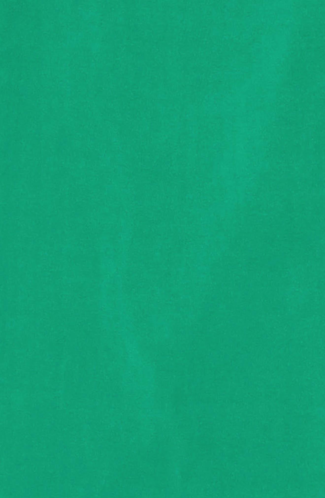 Animal One-Piece Hooded Pajamas,                             Alternate thumbnail 3, color,                             GREEN GENIUS DINO