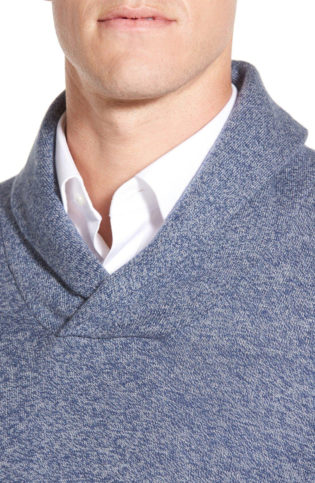 Men's Shop Shawl Collar Sweater,                             Alternate thumbnail 23, color,