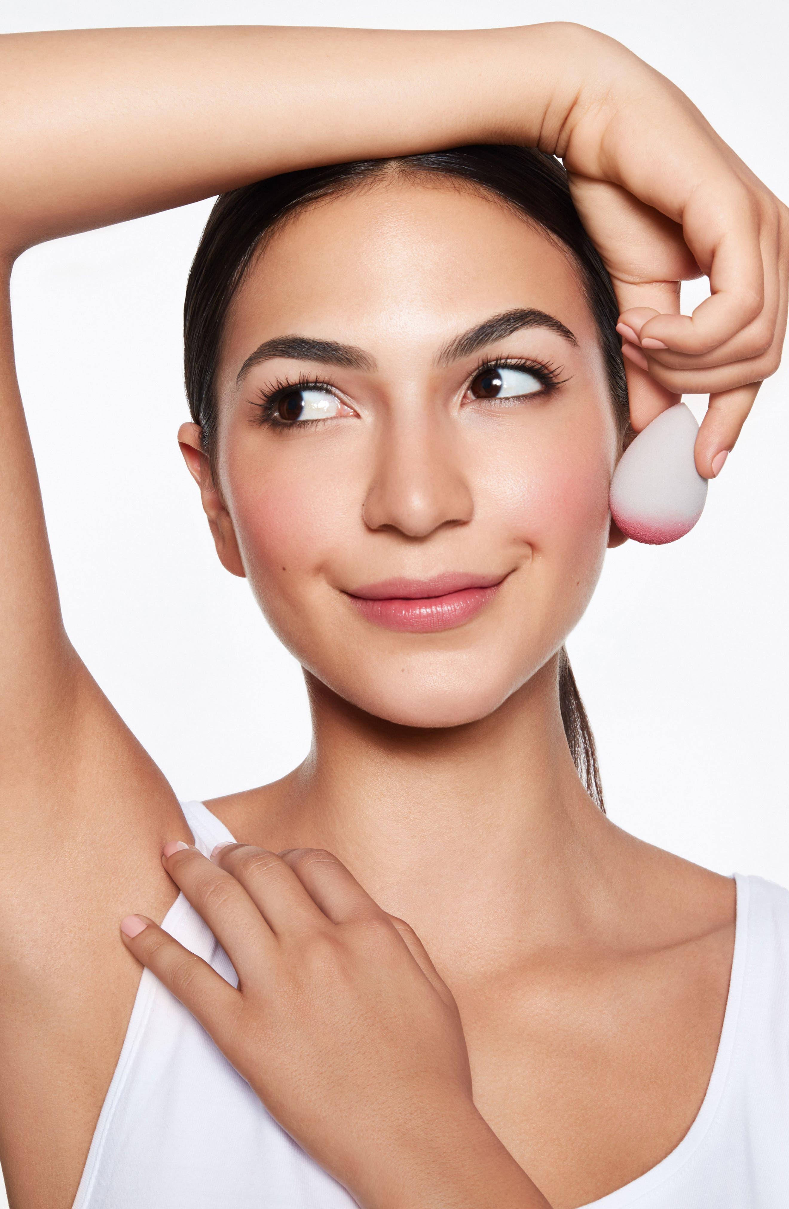 'beauty.blusher' Makeup Sponge Applicator,                             Alternate thumbnail 6, color,