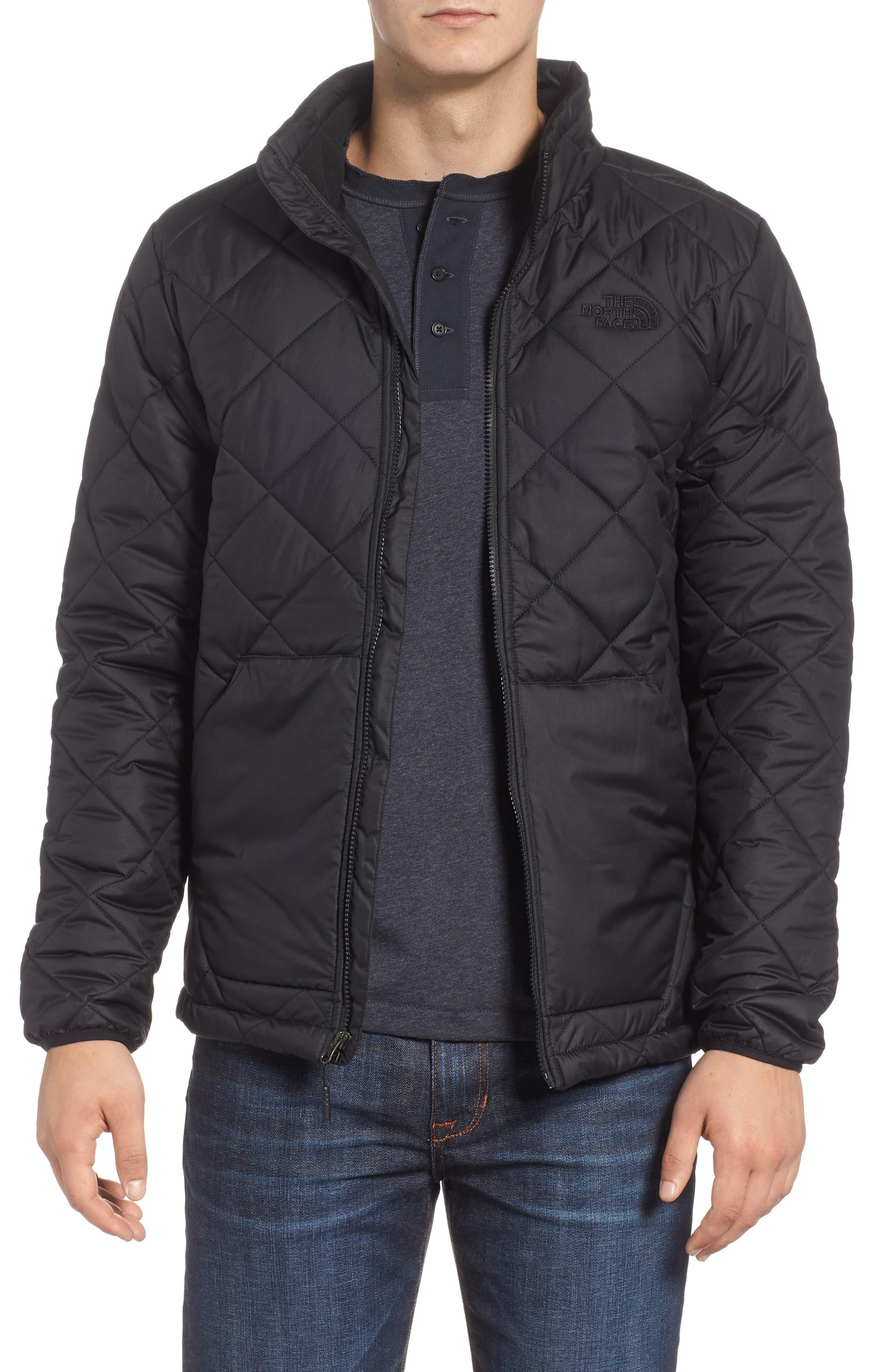 Cervas Heatseeker<sup>™</sup> Jacket,                         Main,                         color, TNF BLACK
