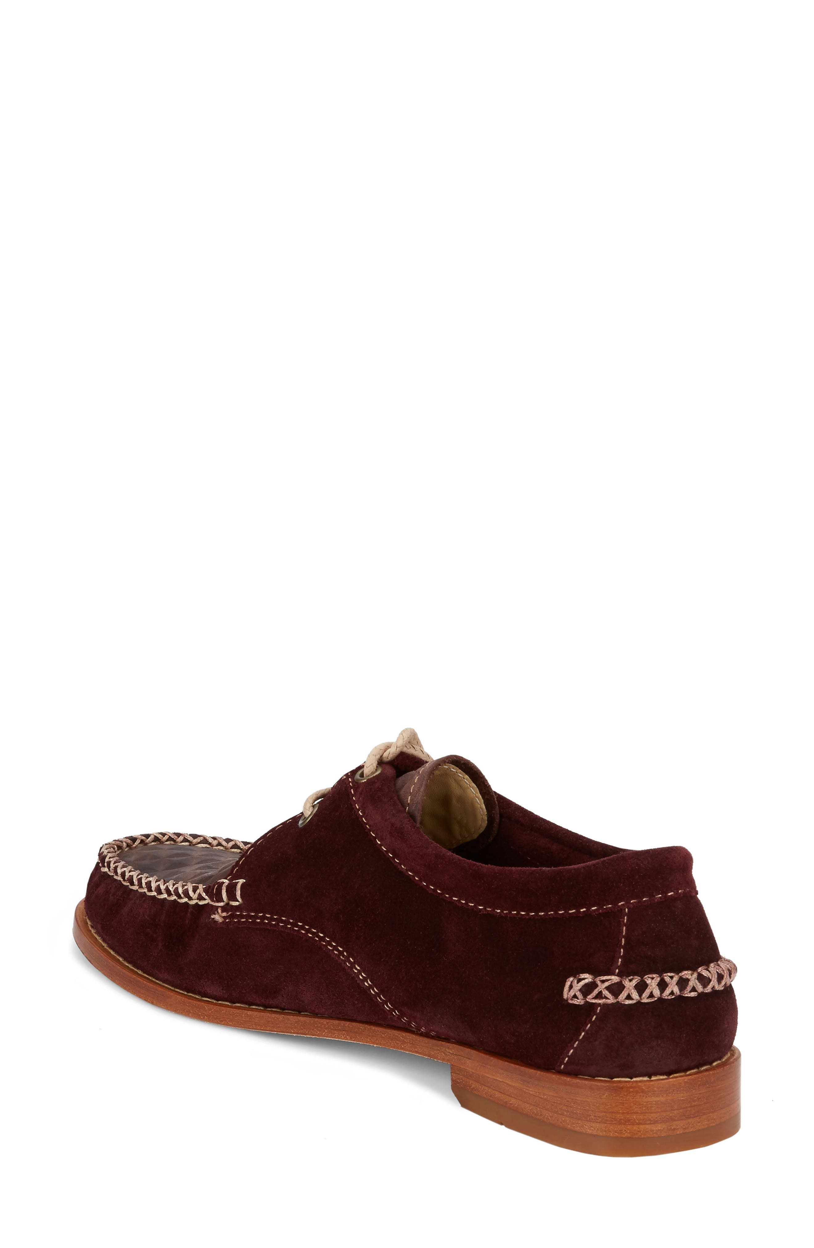 'Winnie' Leather Oxford,                             Alternate thumbnail 13, color,