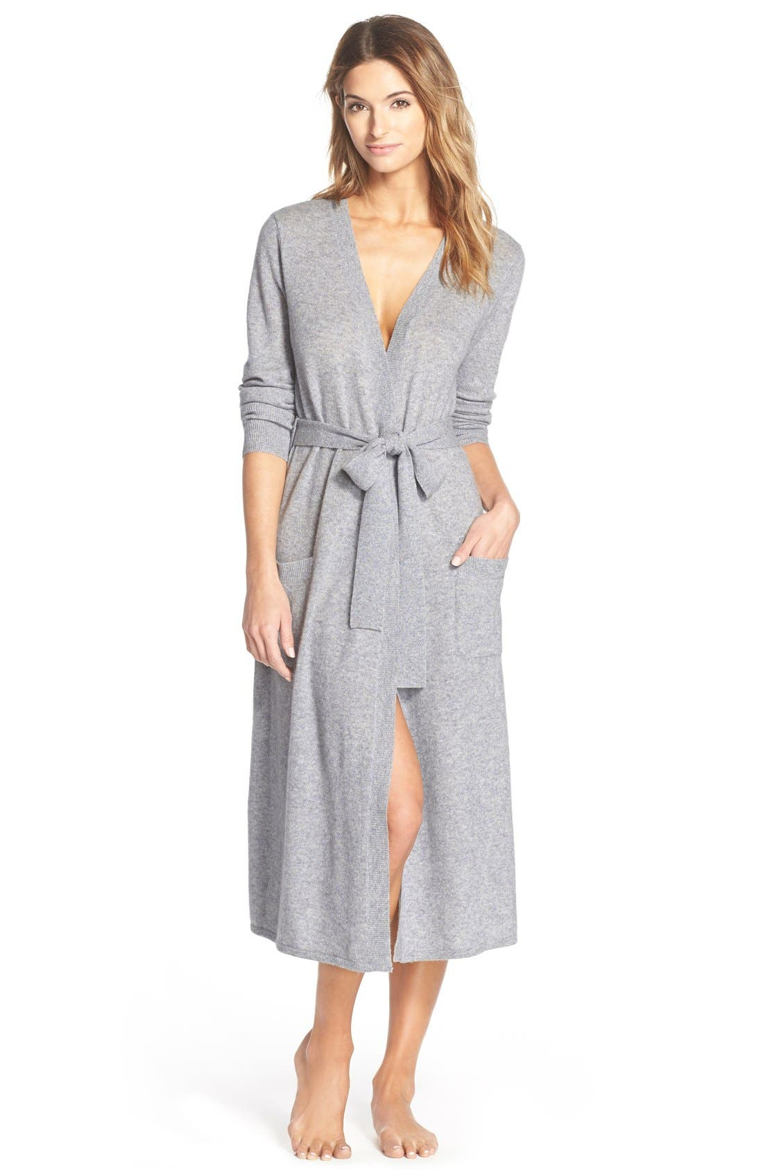 Cashmere Robe,                             Main thumbnail 2, color,