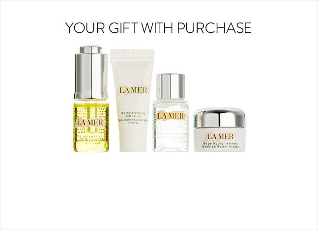 La Mer gift with purchase.