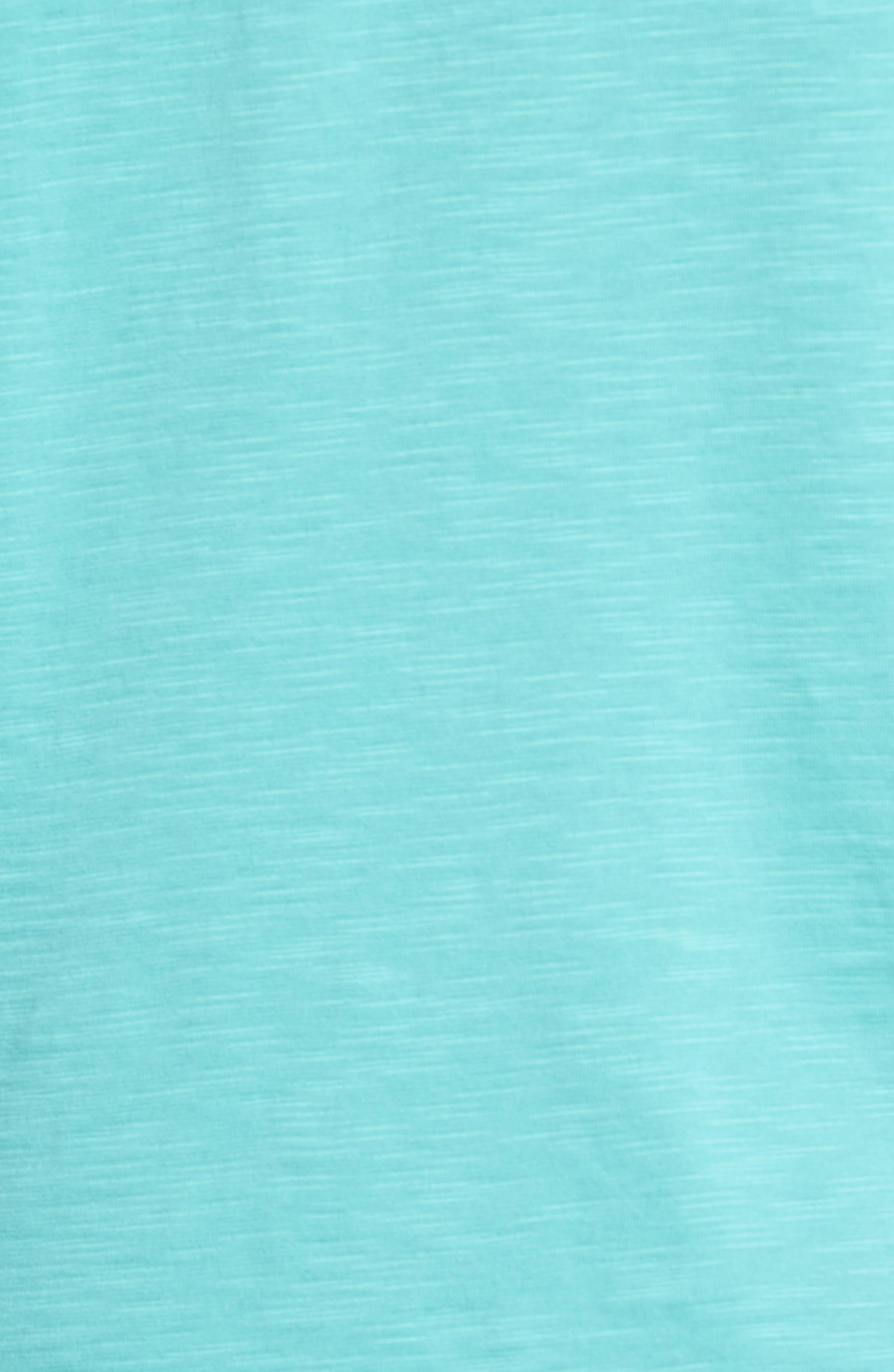 'Portside Player' Pima Cotton T-Shirt,                             Alternate thumbnail 49, color,