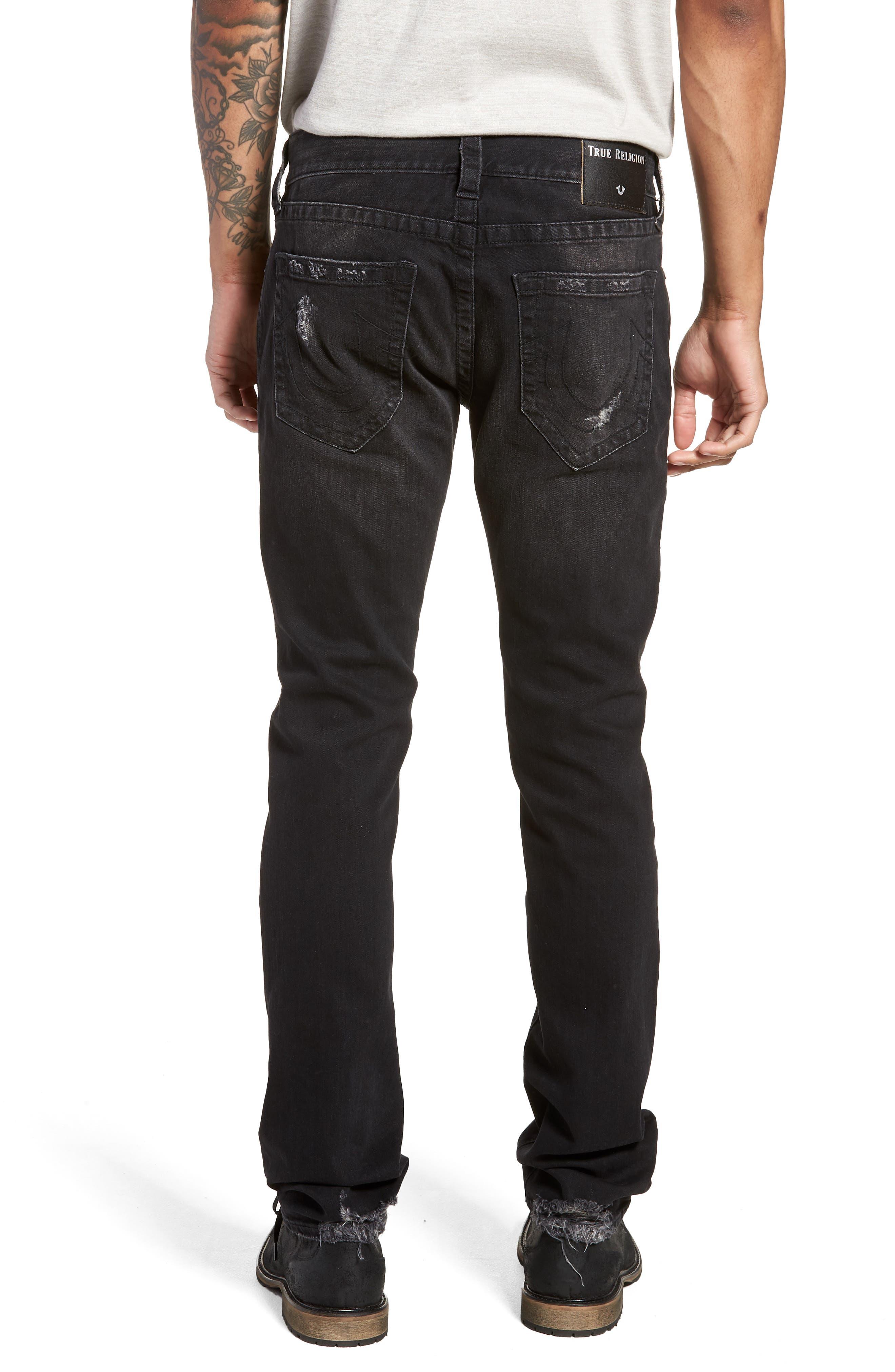 Rocco Skinny Fit Jeans,                             Alternate thumbnail 2, color,                             EQYD DARK STREET