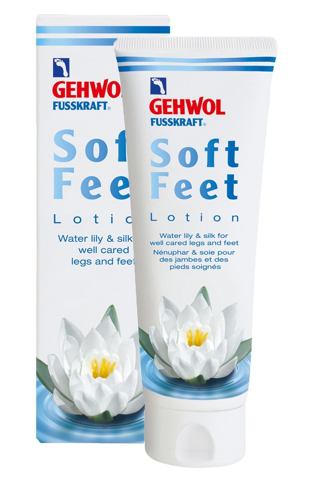 Soft Feet Lotion,                             Alternate thumbnail 2, color,                             NO COLOR