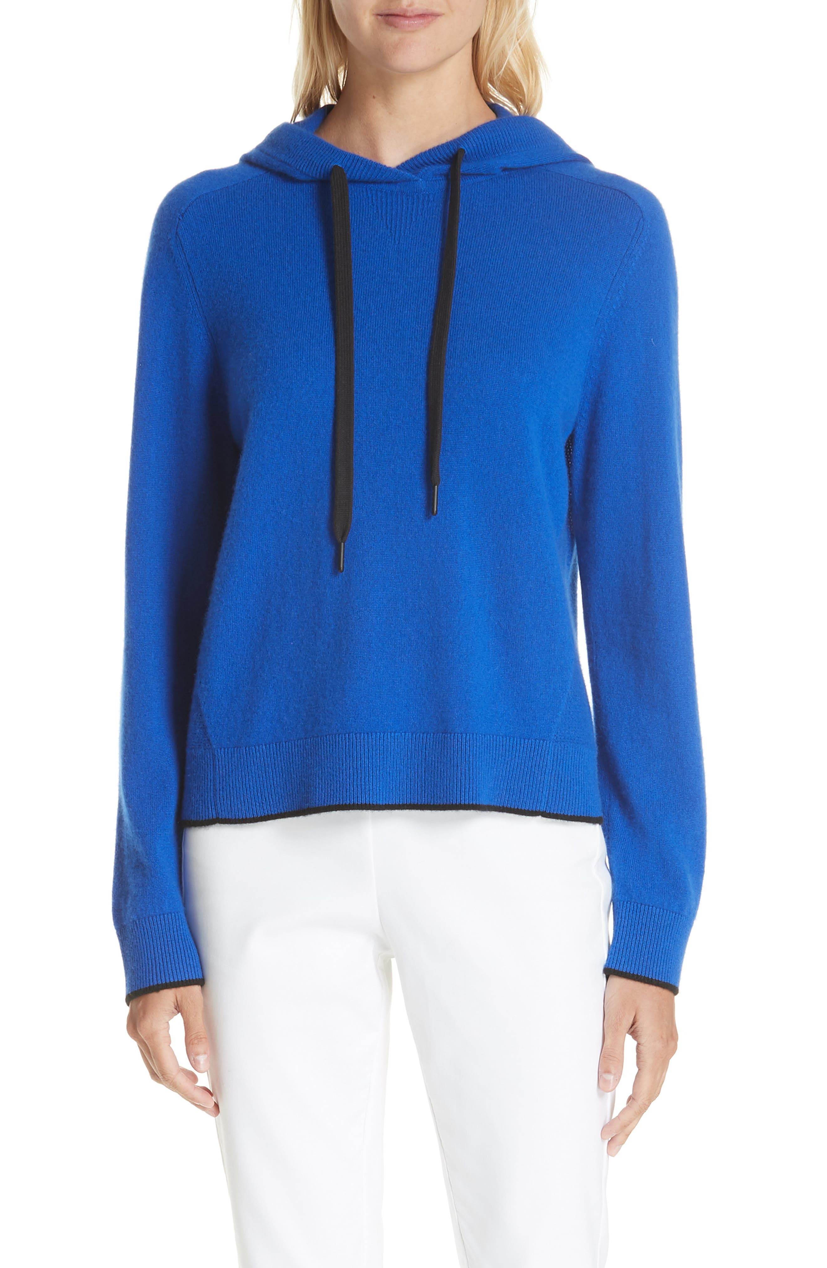 Yorke Cashmere Hoodie,                             Main thumbnail 1, color,                             403