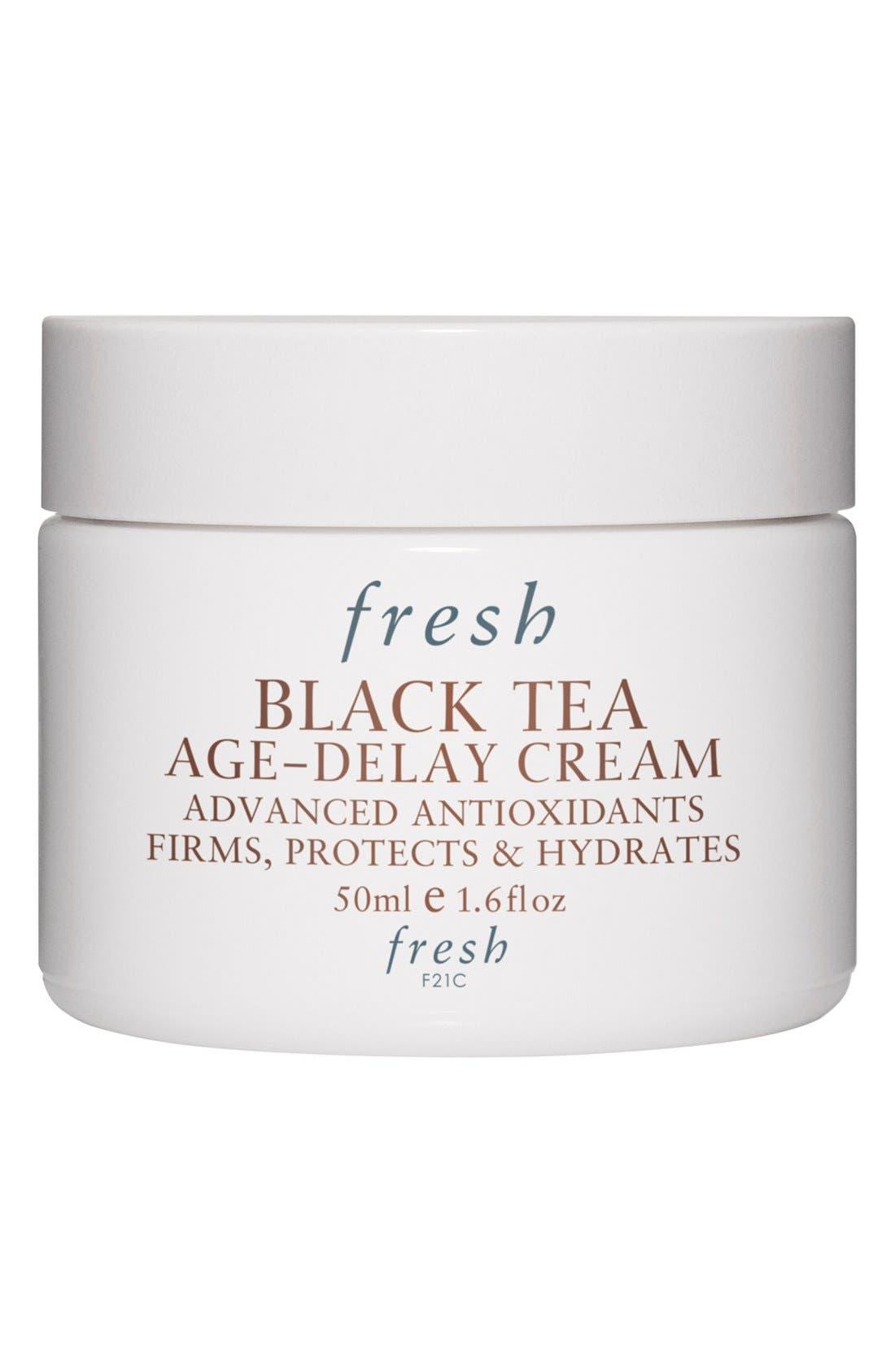 Black Tea Age-Delay Cream,                             Alternate thumbnail 3, color,                             NO COLOR