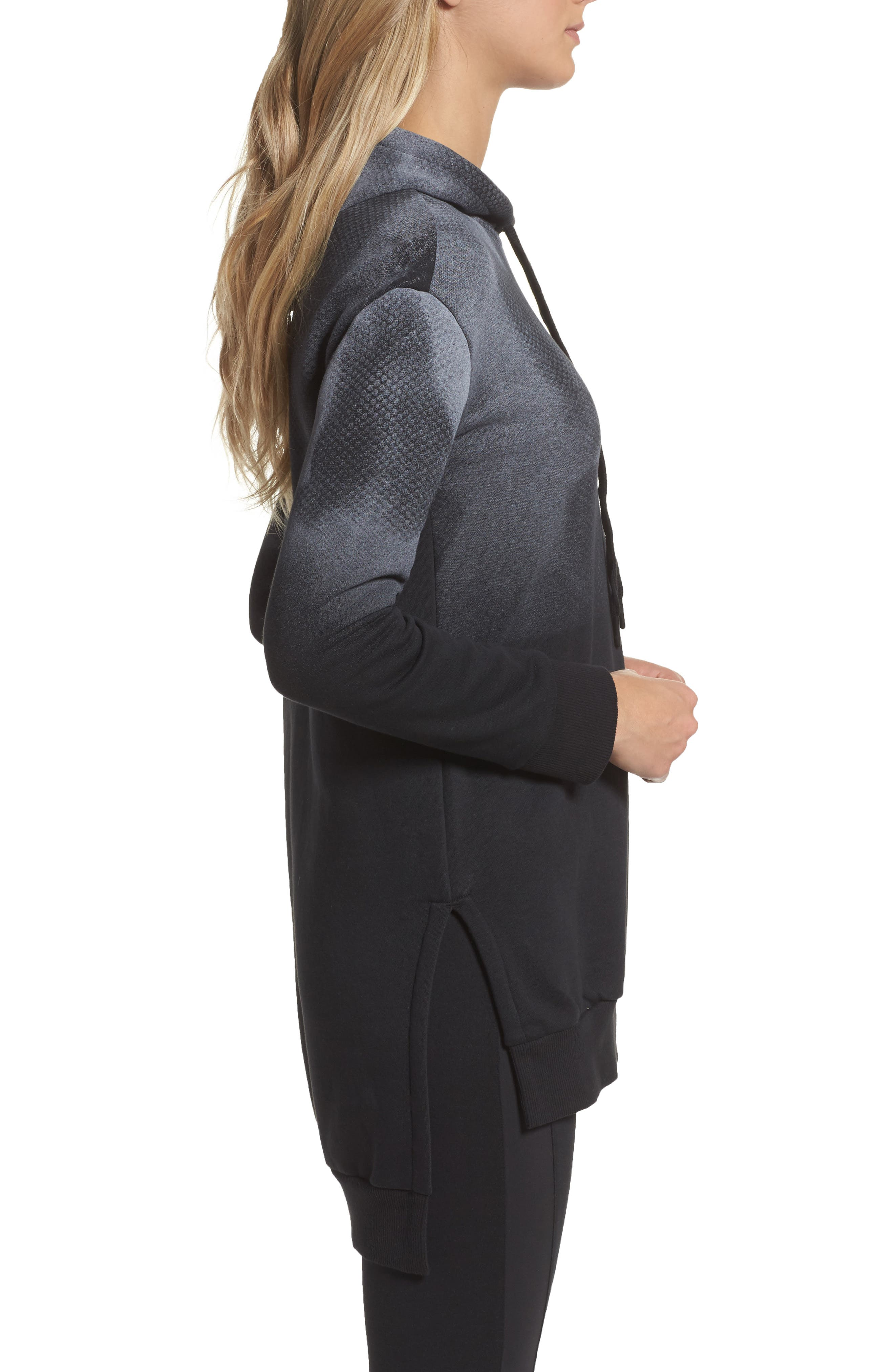 Oversize Hoodie,                             Alternate thumbnail 3, color,