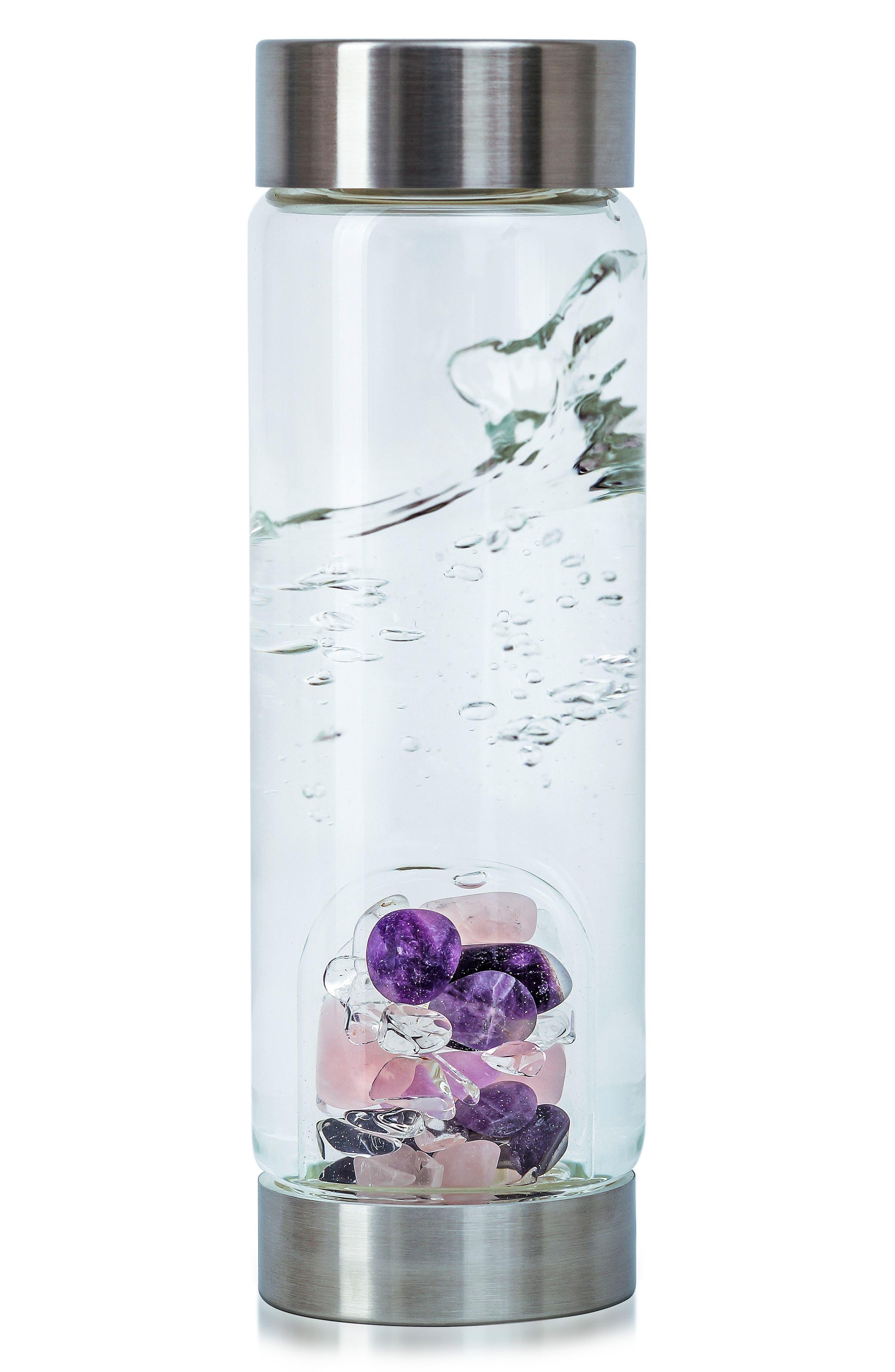 Wellness ViA Water Bottle,                             Alternate thumbnail 3, color,                             500