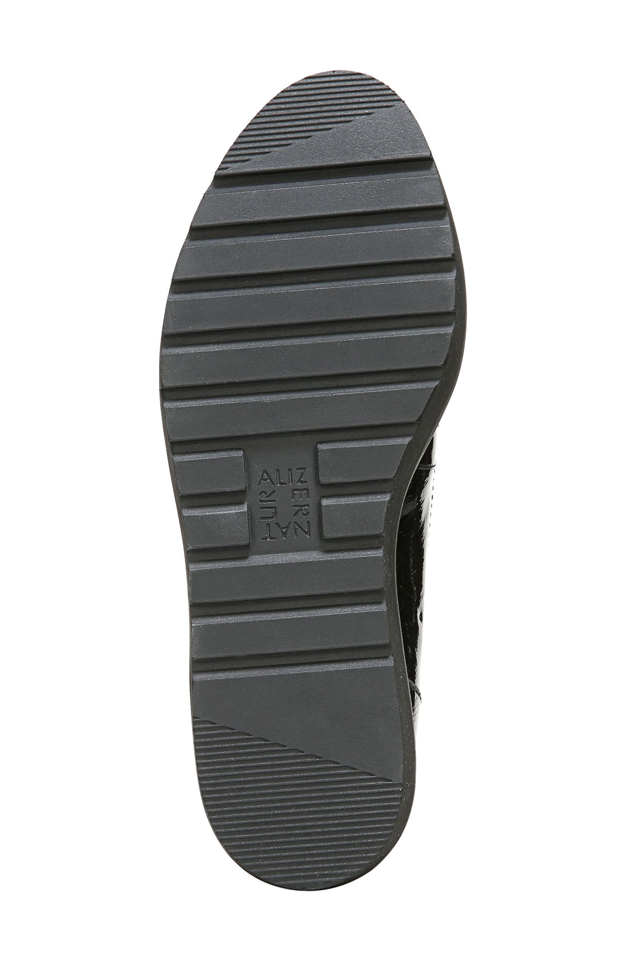 Andie Loafer,                             Alternate thumbnail 6, color,                             BLACK PATENT