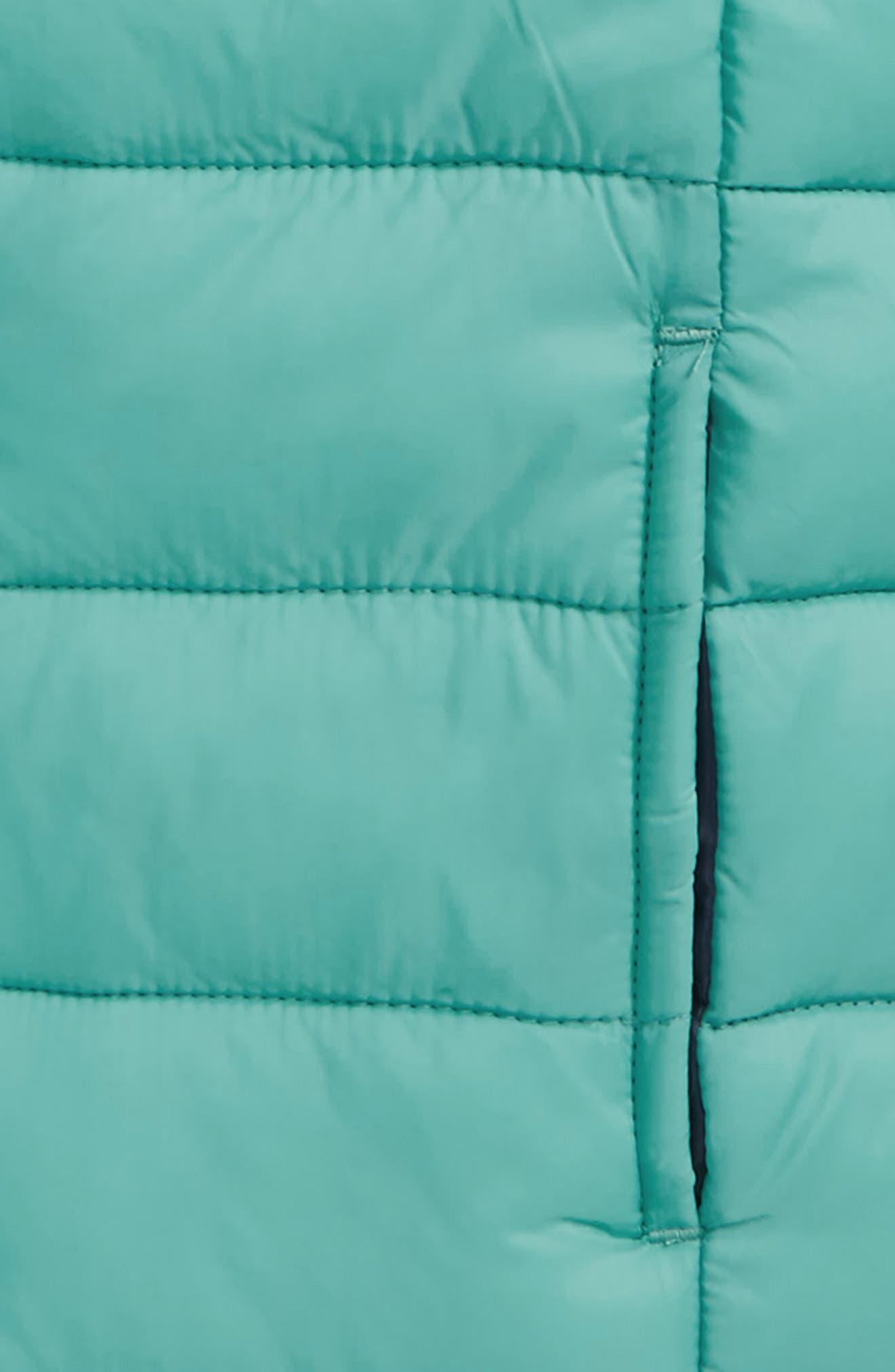 Printed Packaway Vest,                             Alternate thumbnail 2, color,                             323