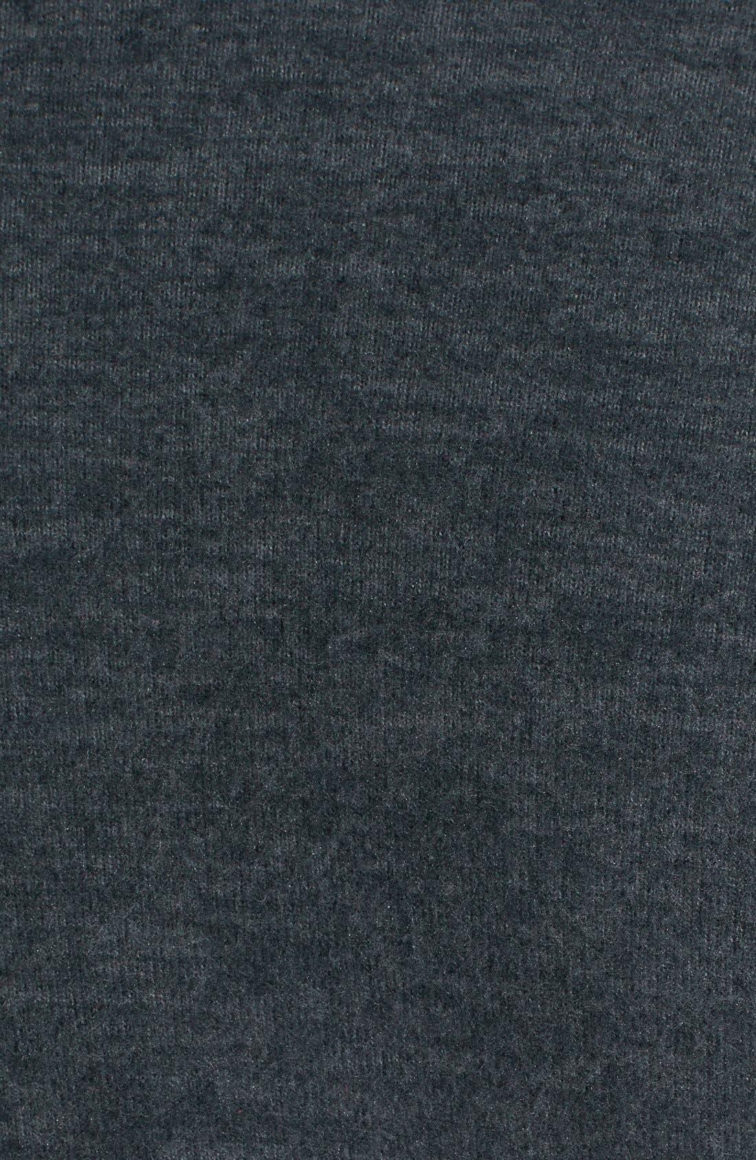 One-Button Fleece Cardigan,                             Alternate thumbnail 108, color,