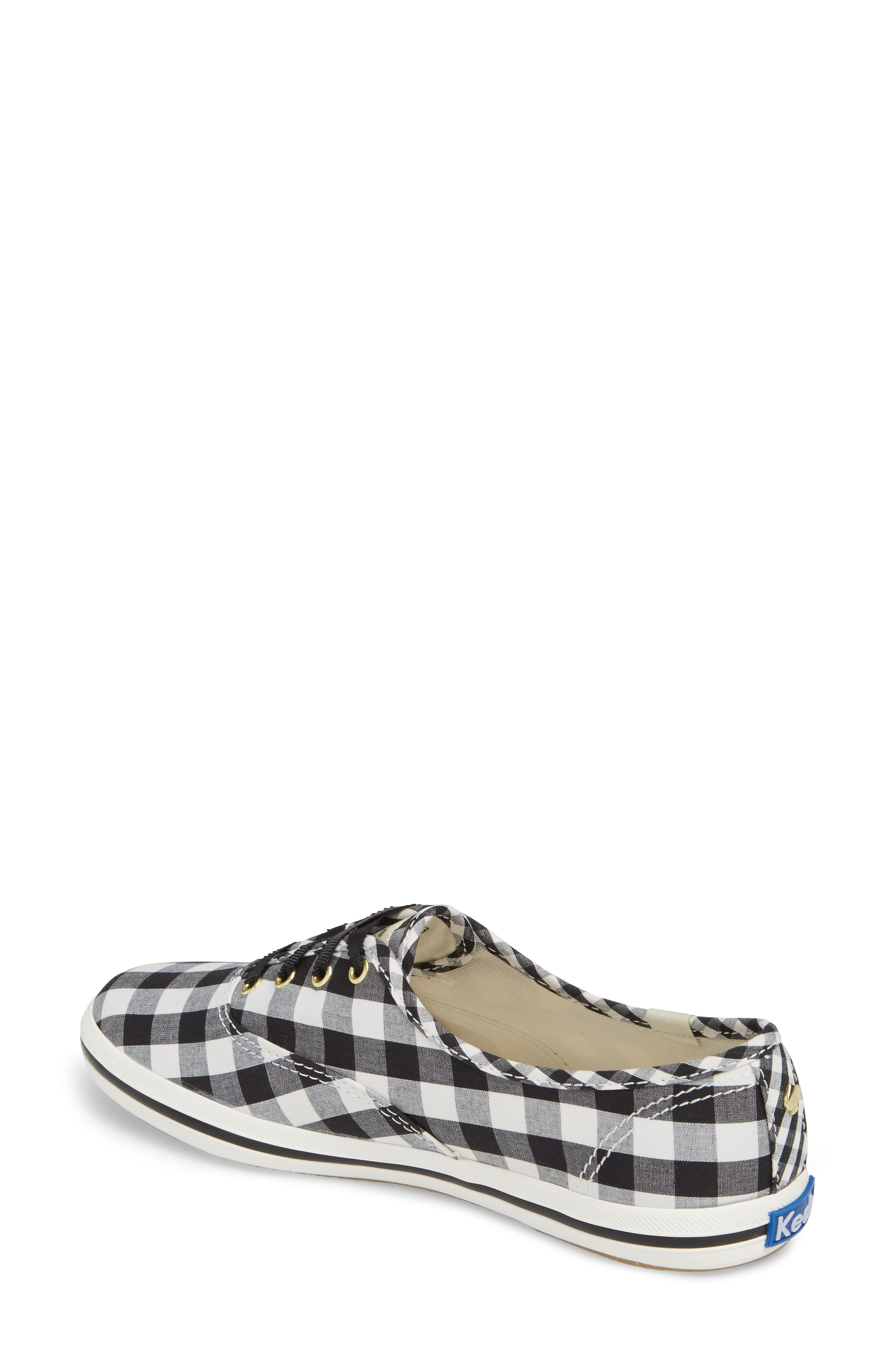 champion gingham sneaker,                             Alternate thumbnail 3, color,