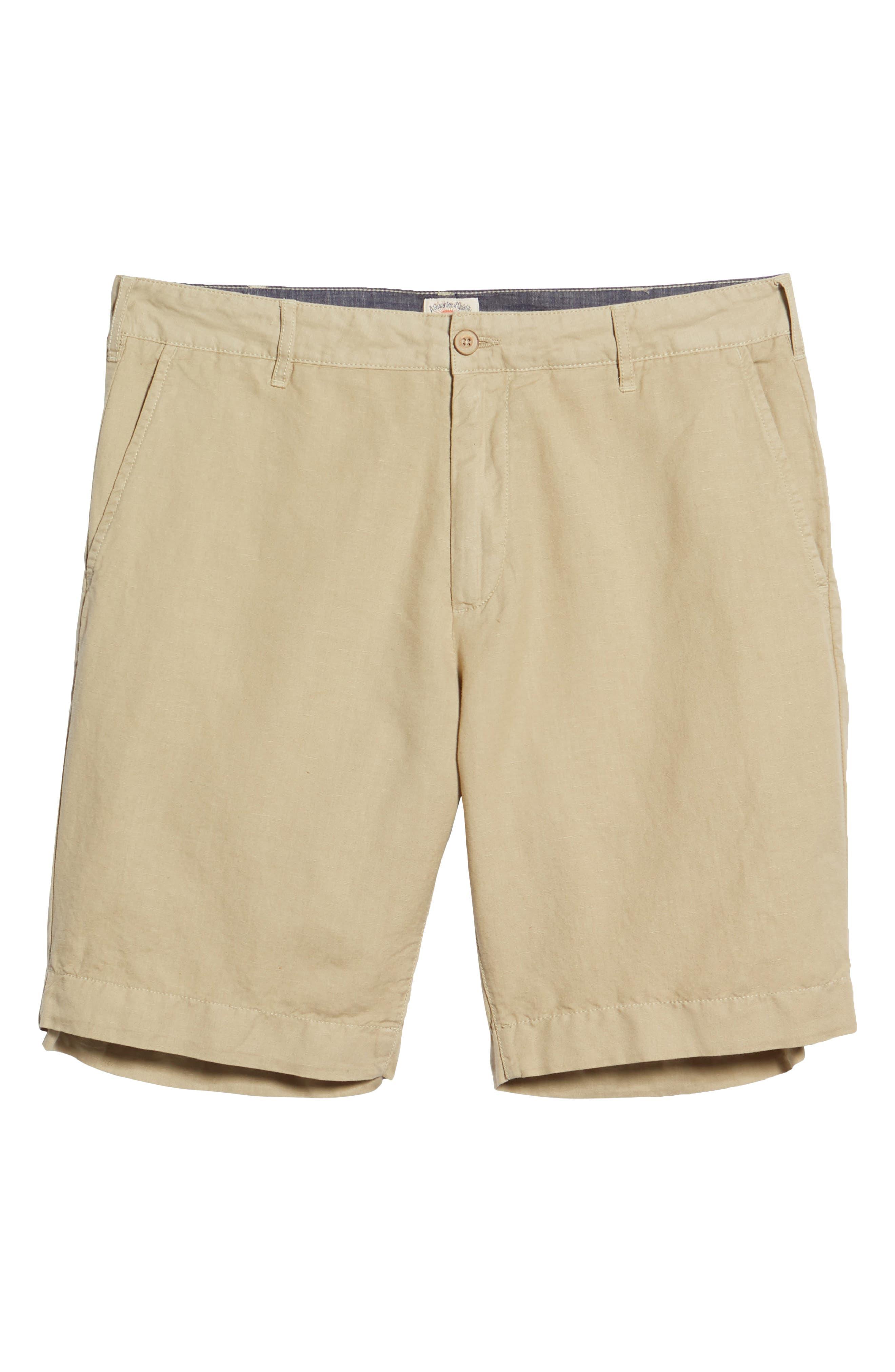 Malibu Shorts,                             Alternate thumbnail 6, color,                             KHAKI