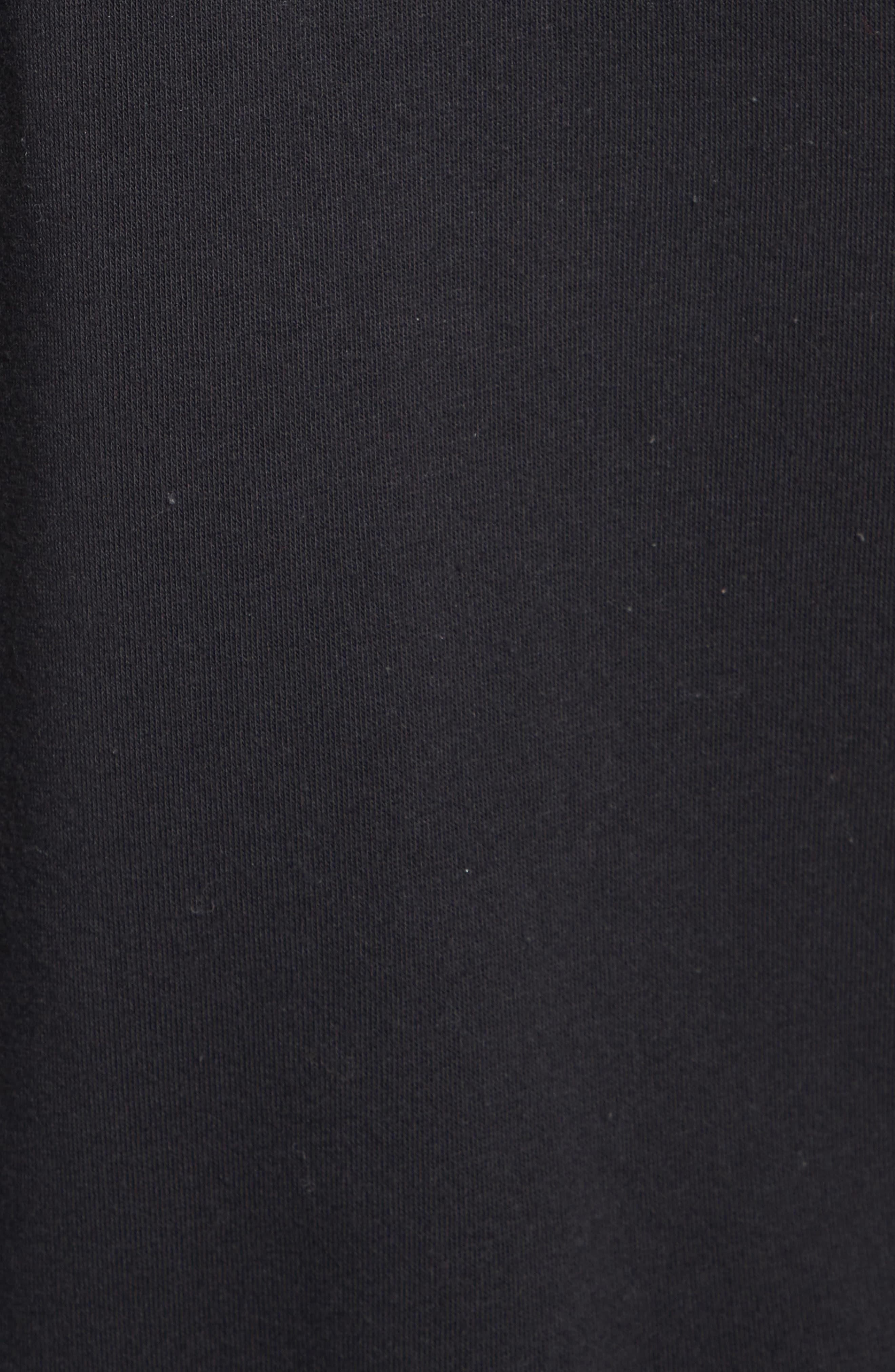 Graham Embellished Sweatshirt,                             Alternate thumbnail 5, color,                             001
