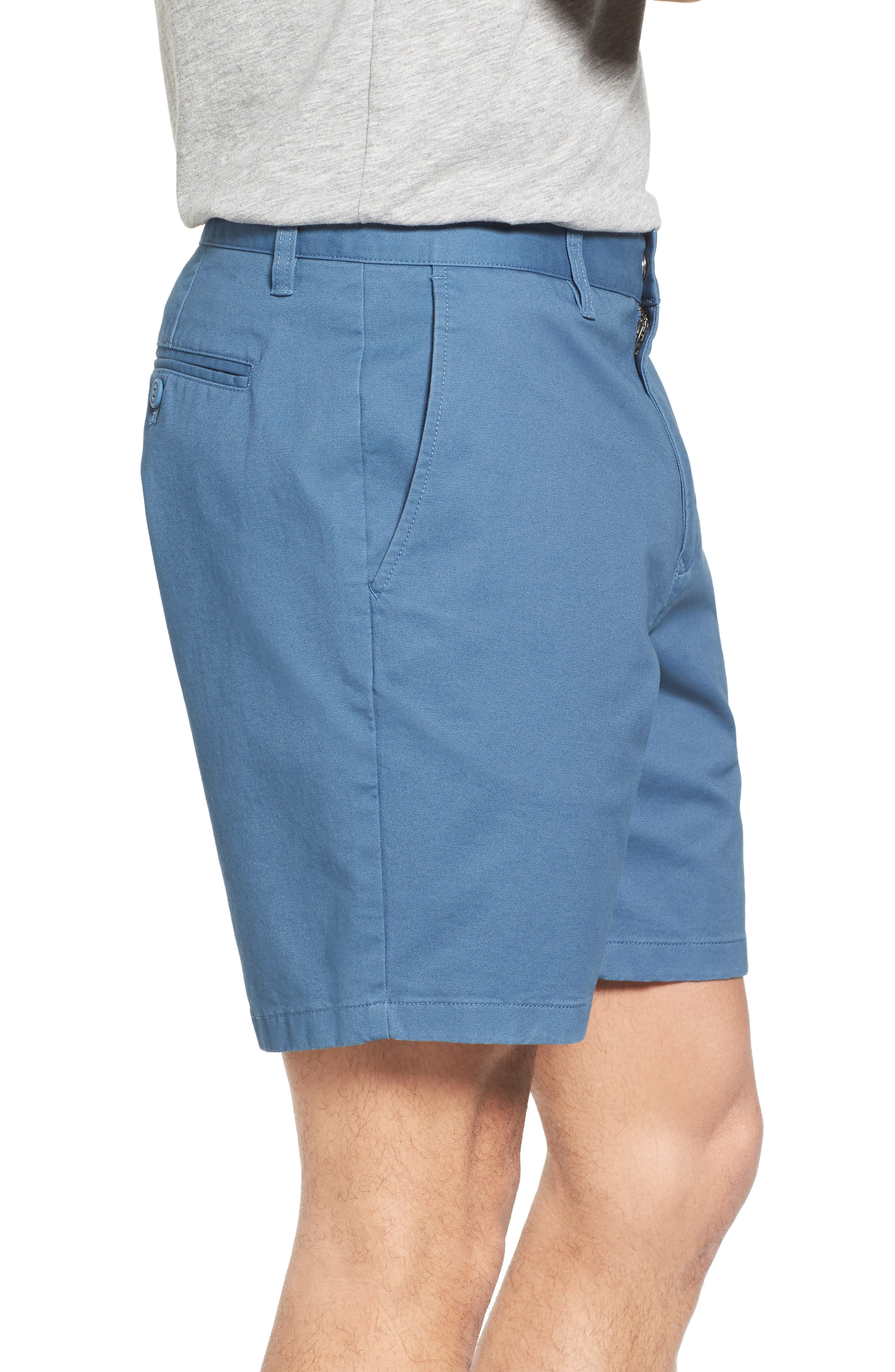 Stretch Washed Chino 7-Inch Shorts,                             Alternate thumbnail 67, color,