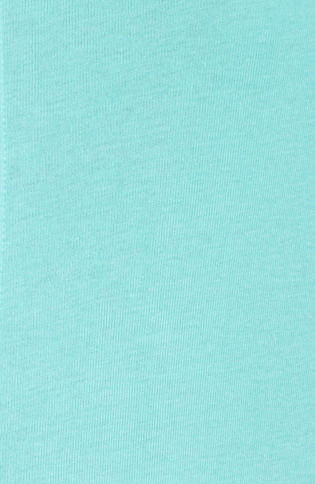 Short Sleeve V-Neck Tee,                             Alternate thumbnail 152, color,