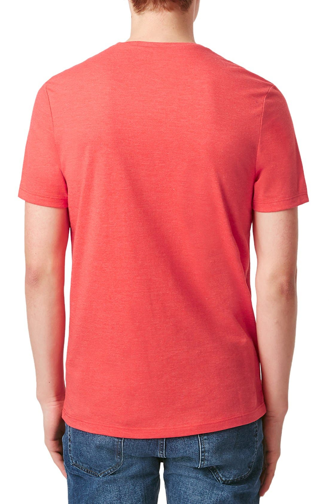 Slim Fit Crewneck T-Shirt,                             Alternate thumbnail 366, color,