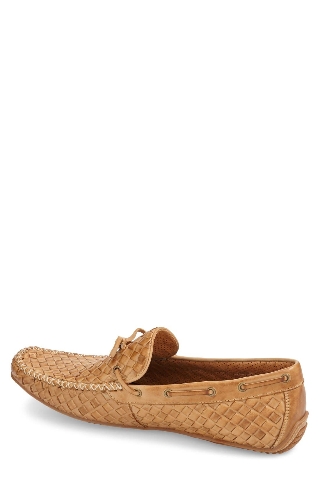 Leather Loafer,                             Alternate thumbnail 34, color,