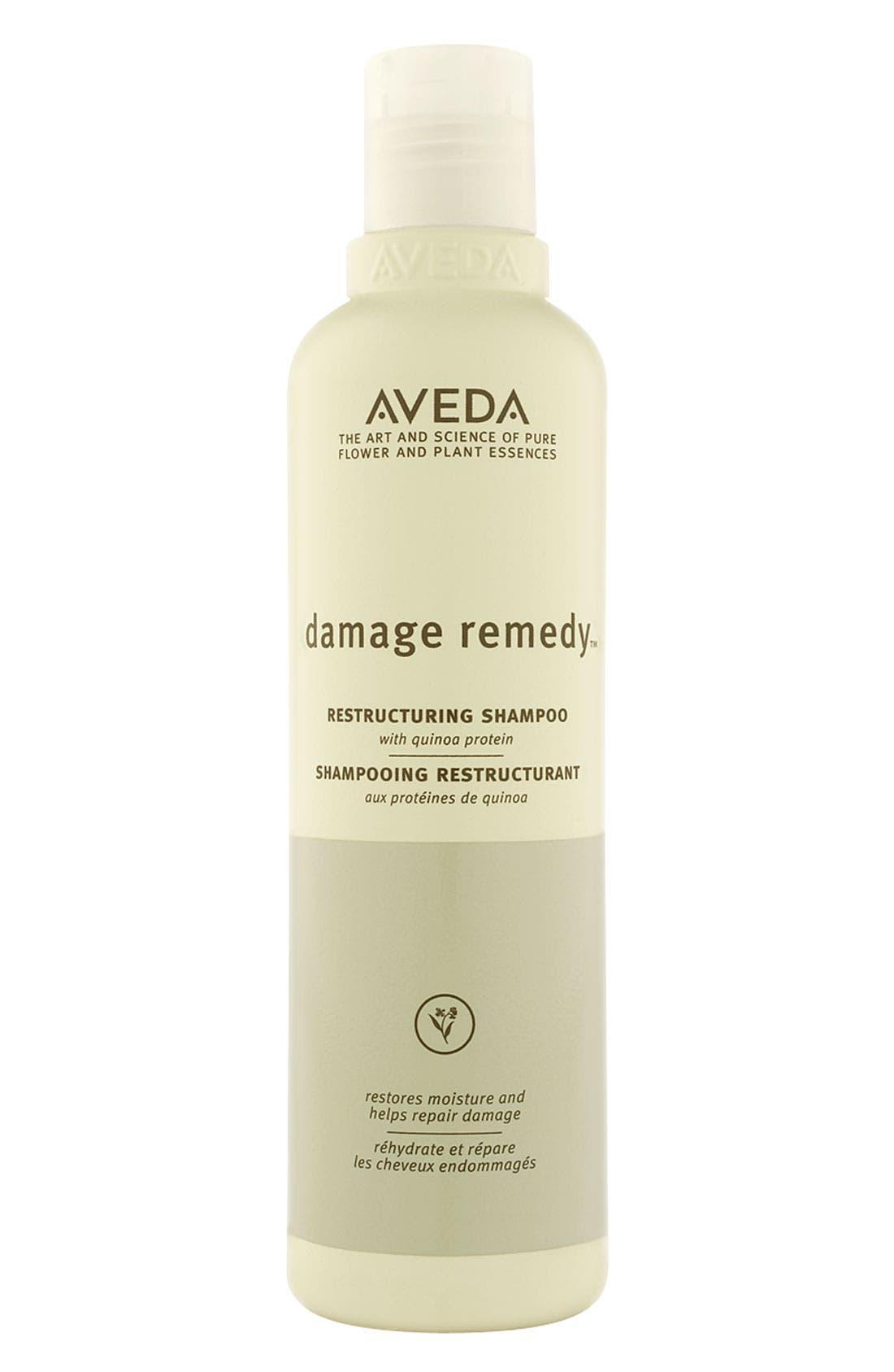 damage remedy<sup>™</sup> Restructuring Shampoo,                             Main thumbnail 1, color,                             NO COLOR