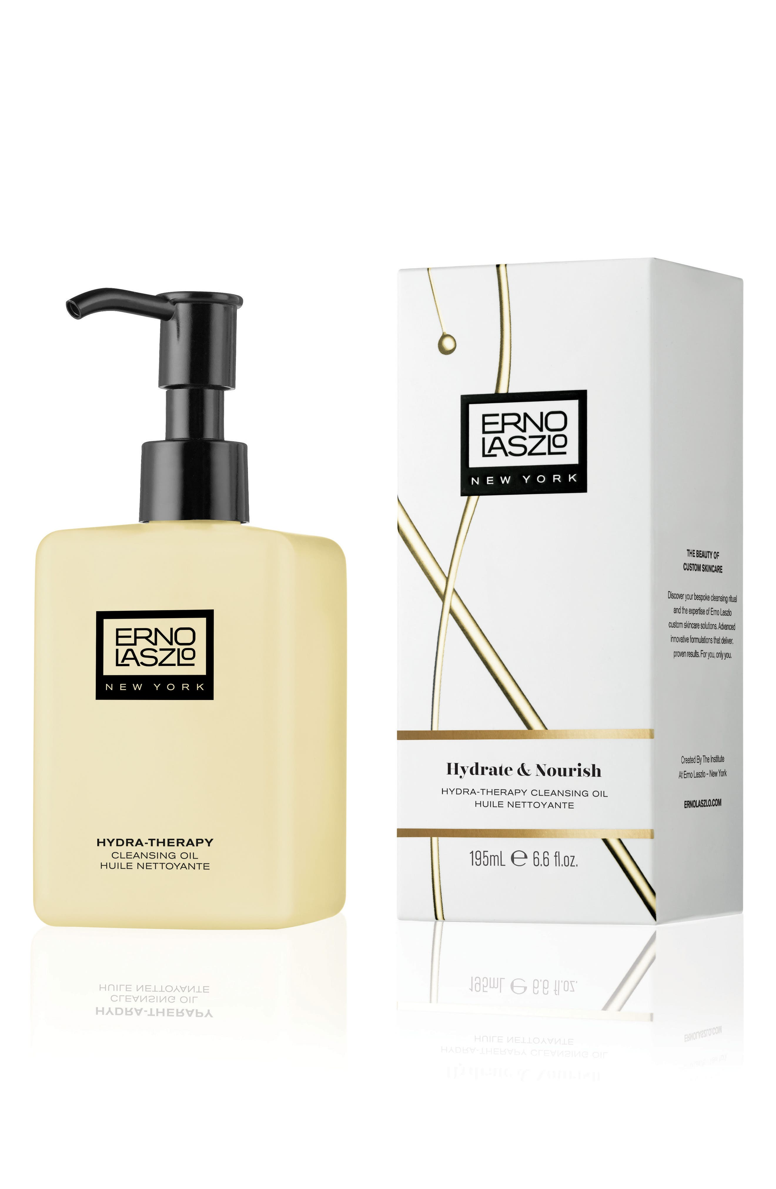 Erno Lazslo Hydra-Therapy Cleansing Oil,                             Alternate thumbnail 3, color,                             NO COLOR