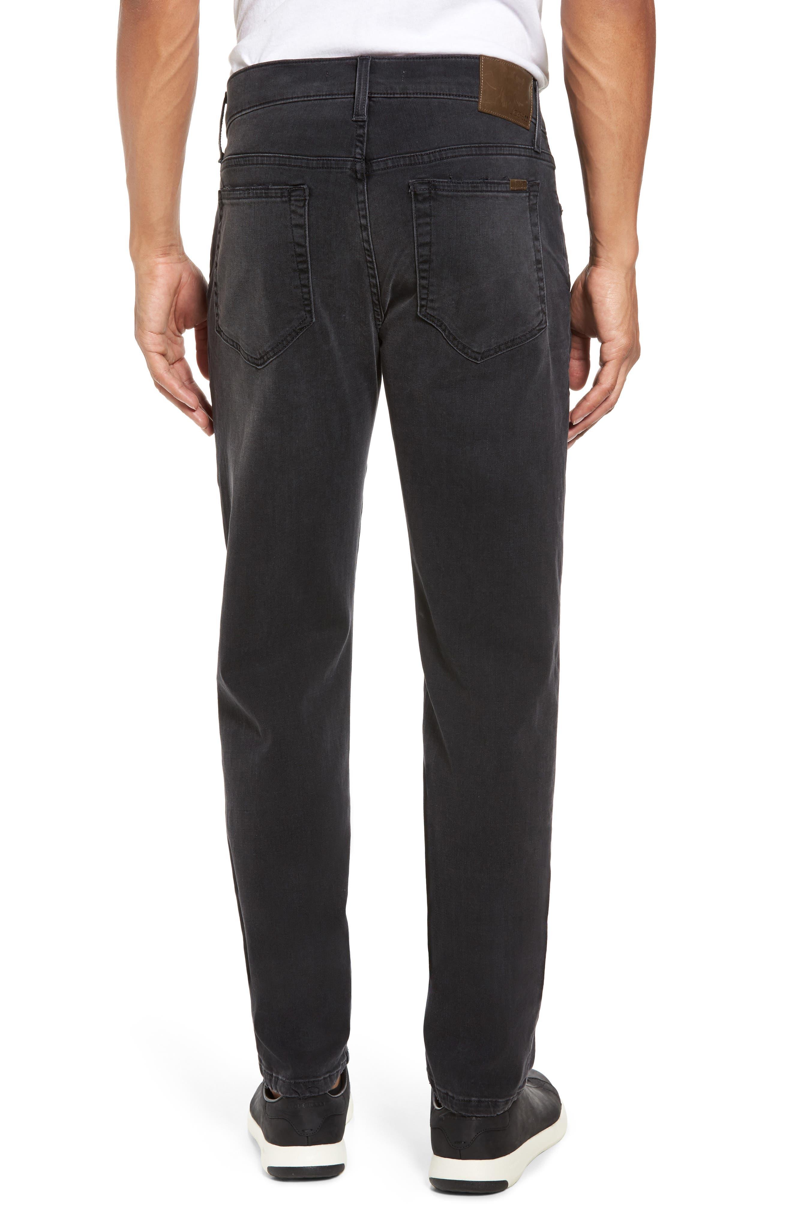 Brixton Slim Straight Fit Jeans,                             Alternate thumbnail 2, color,                             015