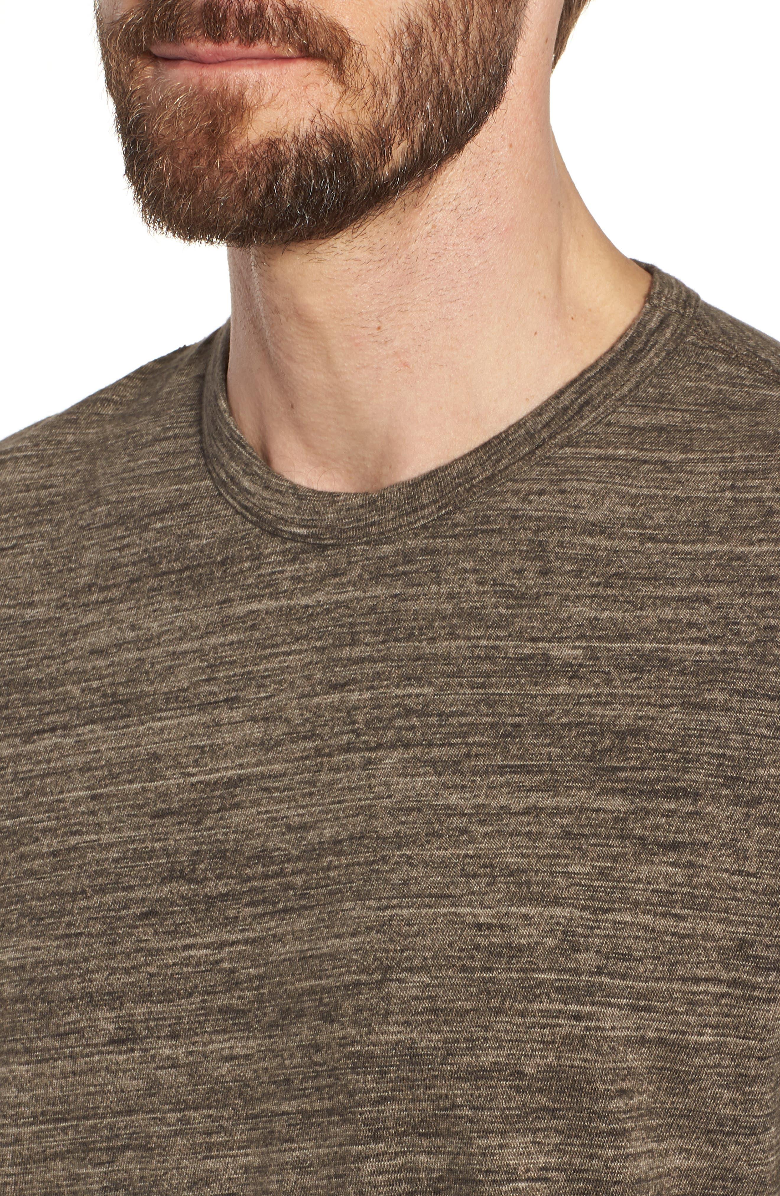 Regular Fit Top Dyed Crewneck T-Shirt,                             Alternate thumbnail 12, color,