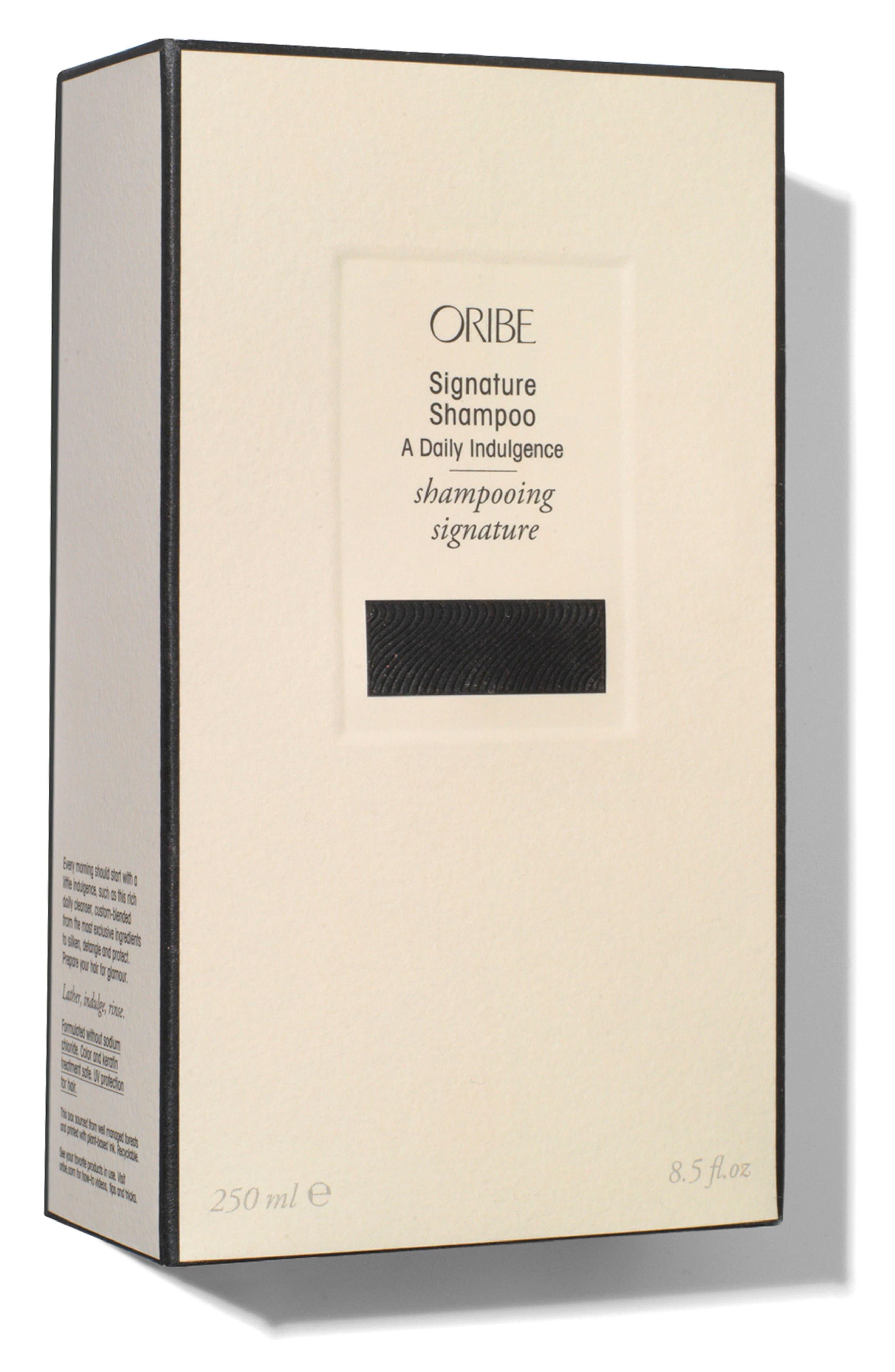 SPACE.NK.apothecary Oribe Signature Shampoo,                             Alternate thumbnail 2, color,                             NO COLOR