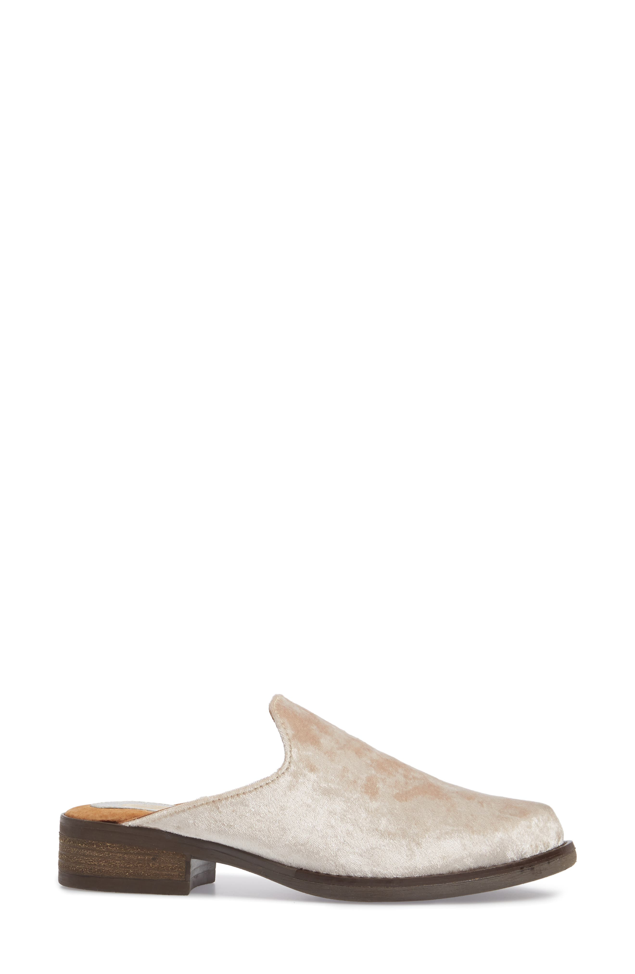 Citrine Loafer Mule,                             Alternate thumbnail 3, color,                             ICE