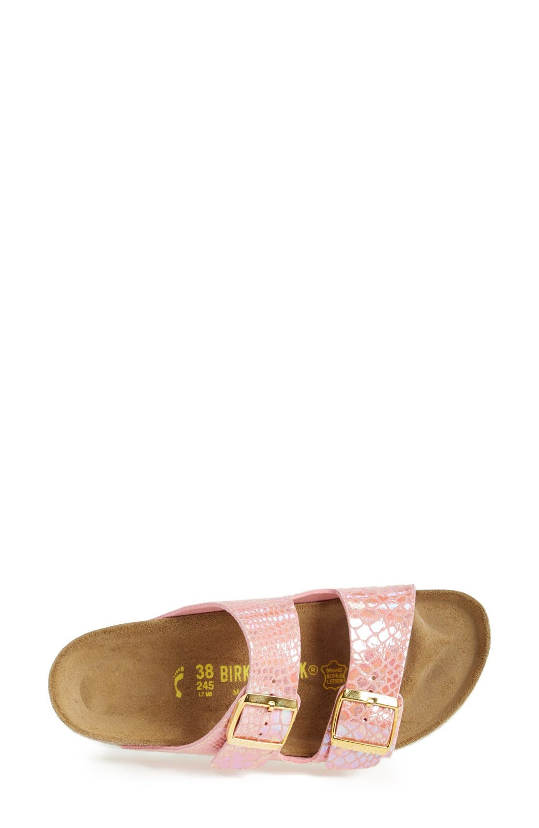 Papillio by Birkenstock 'Arizona' Birko-Flor Sandal,                             Alternate thumbnail 42, color,